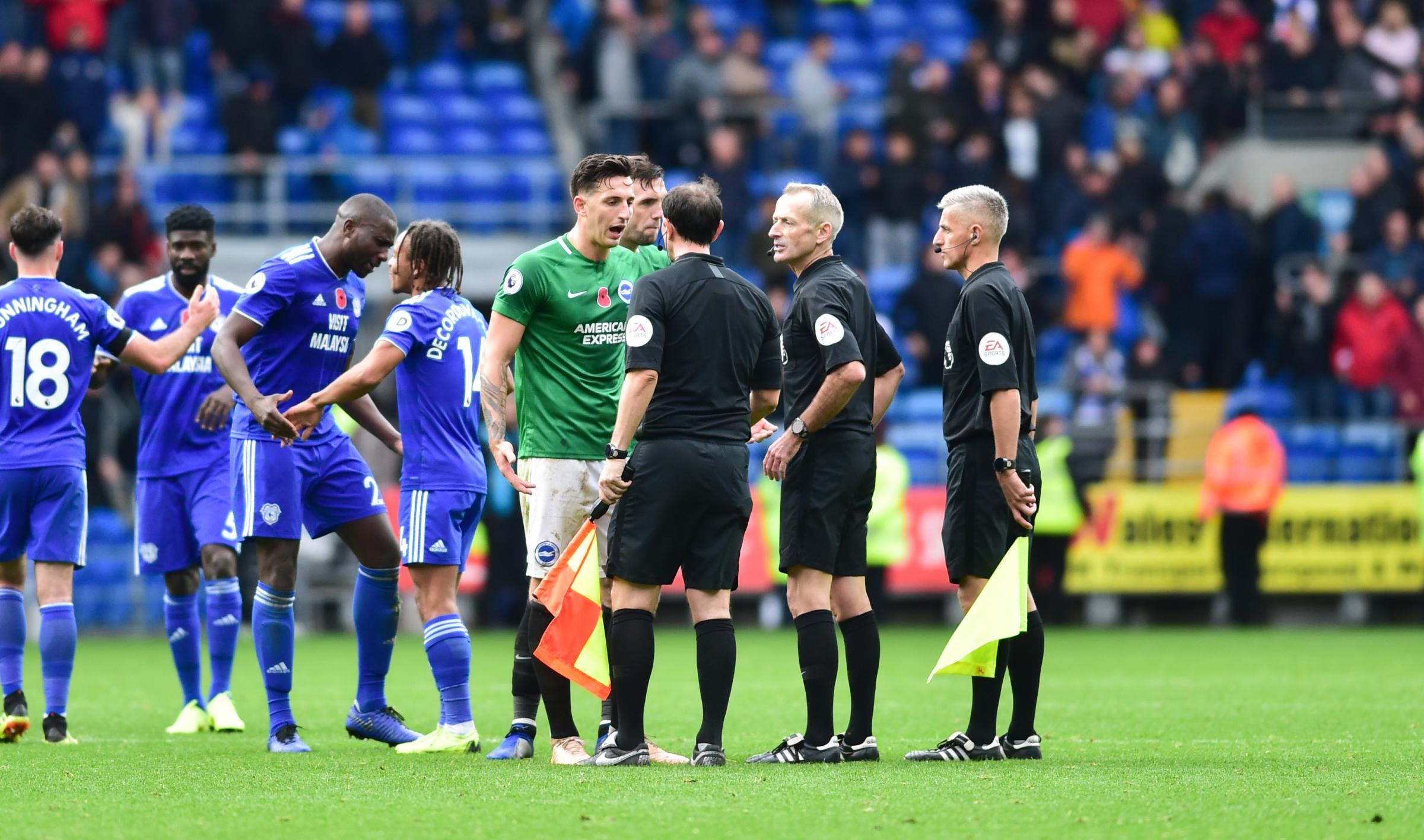Albion Analysis: Cardiff winner highlights need for VAR