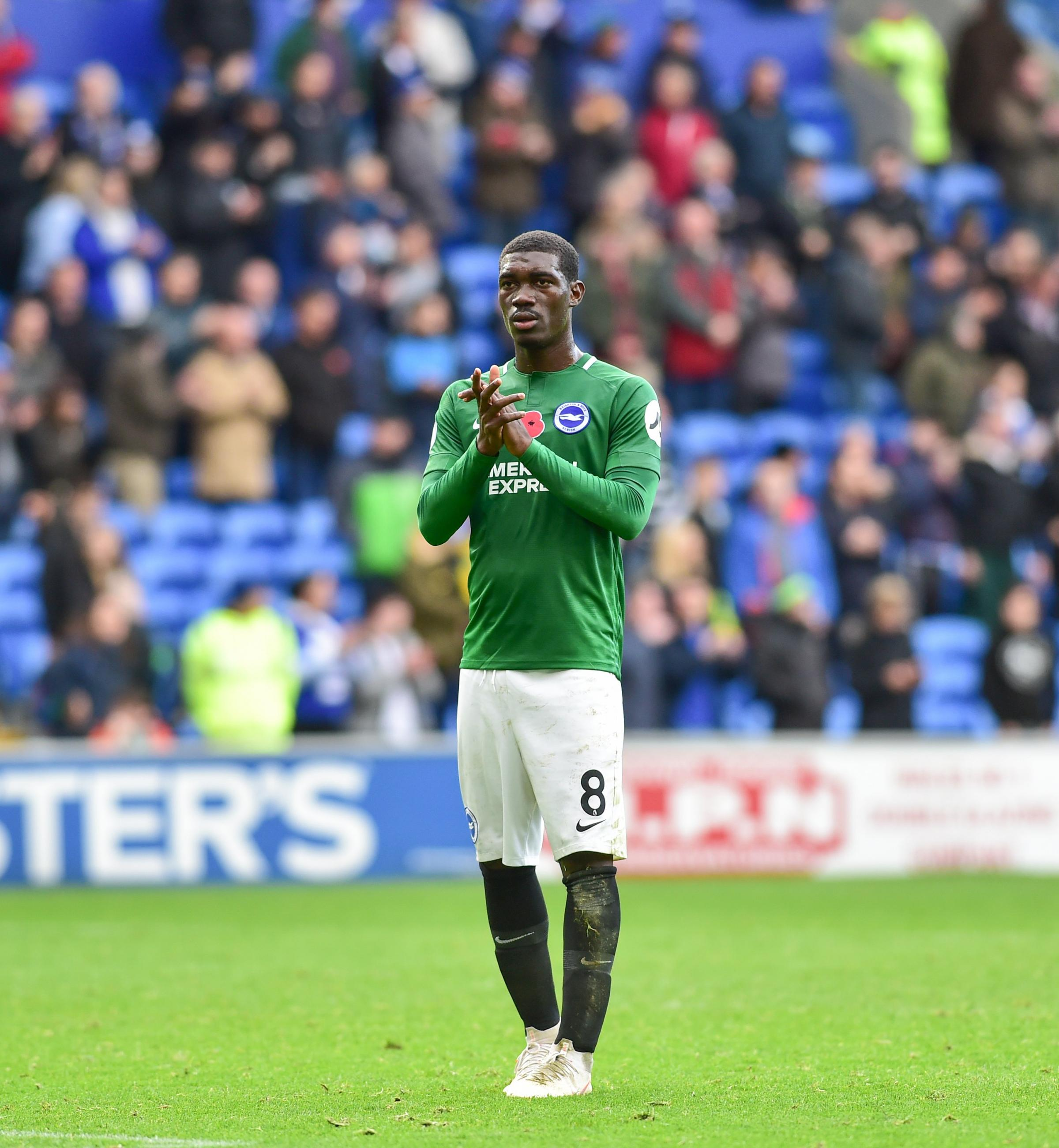 Bissouma's loss could be good news for Albion