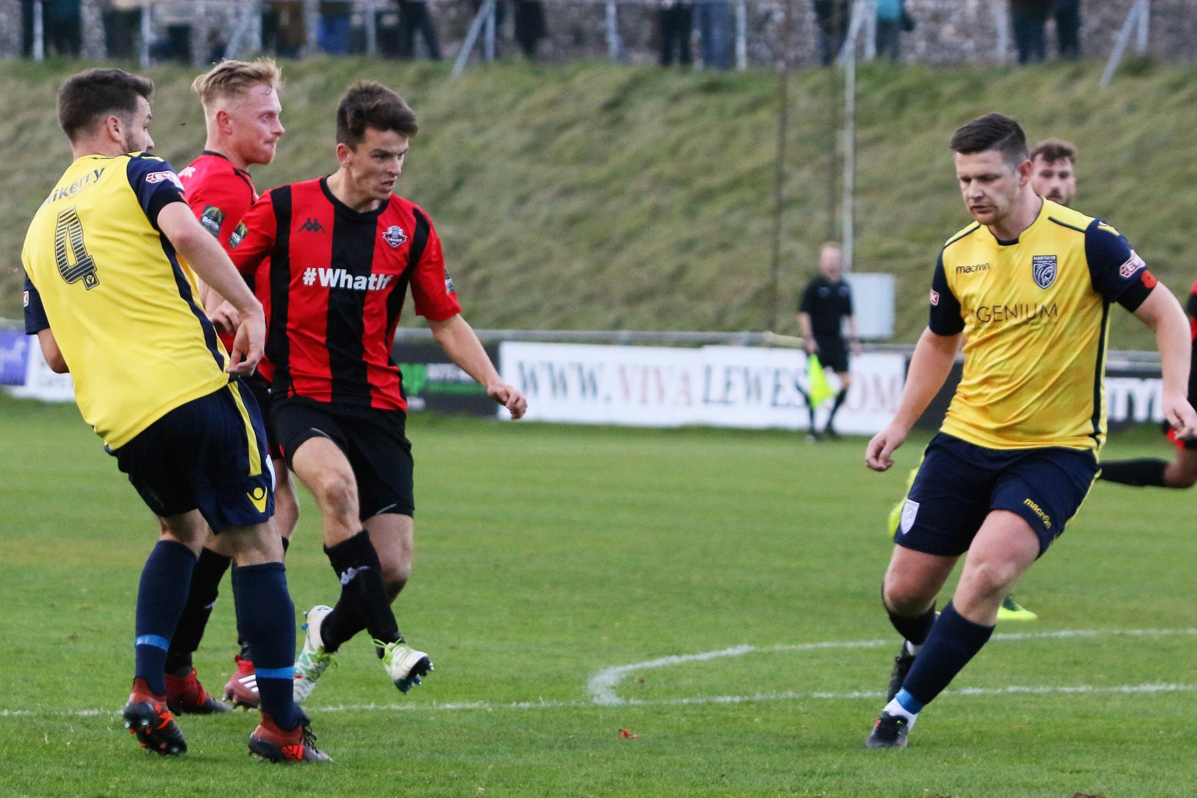 Horsham back at home in FA Trophy draw