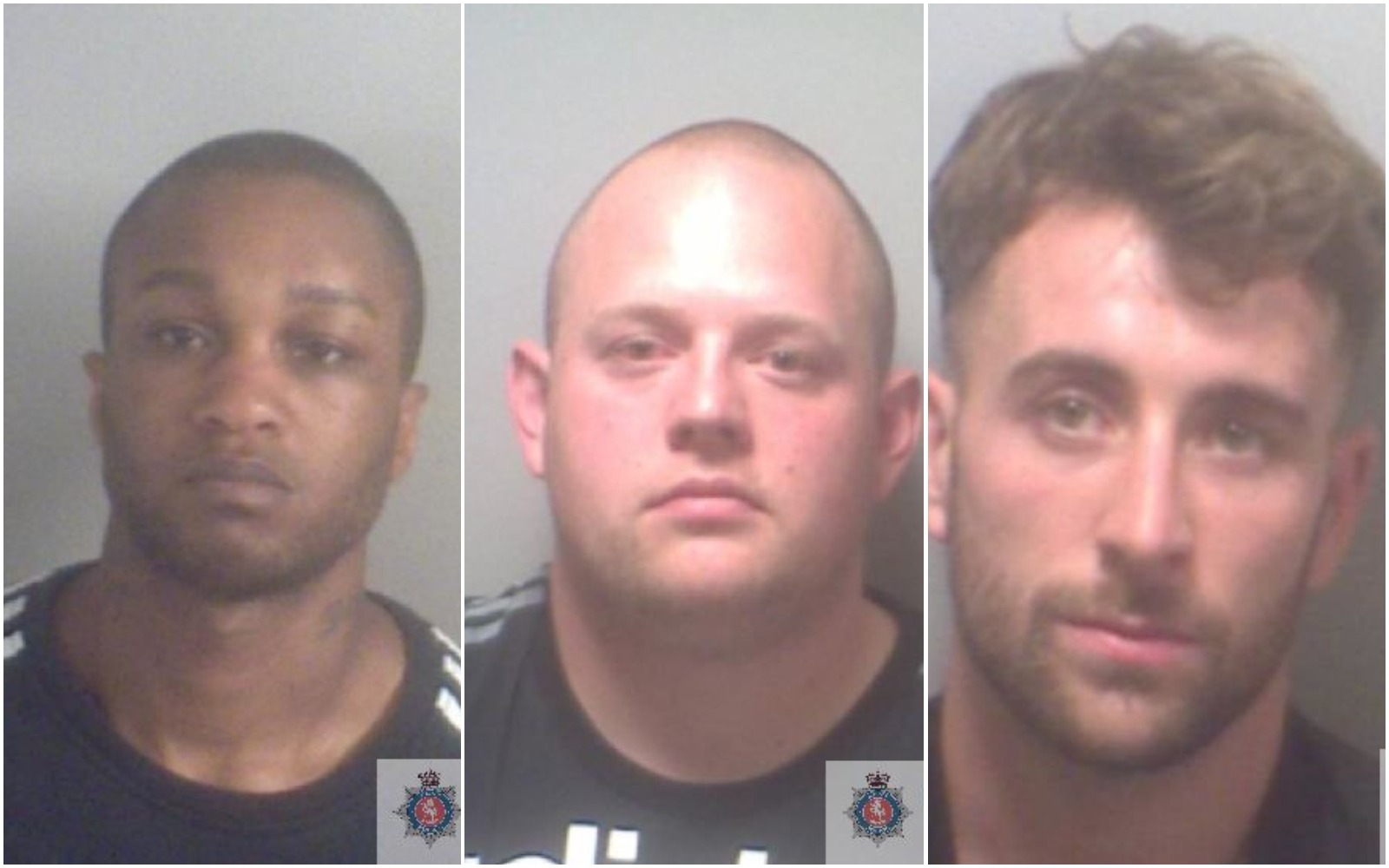 Gang jailed after terrifying gunpoint robbery at traveller site