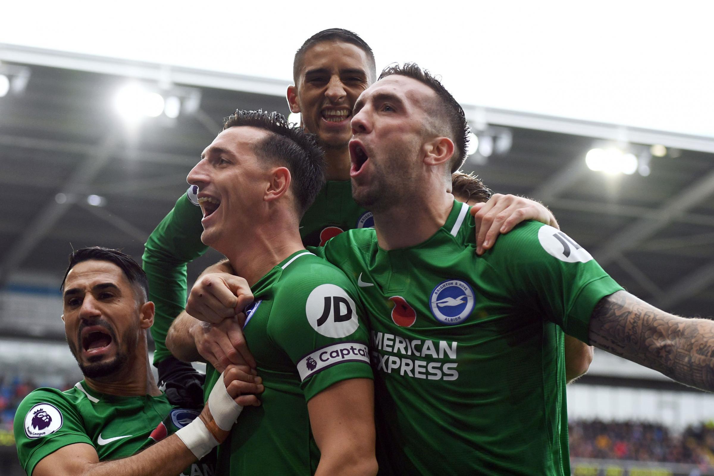 Albion's Duffy says team-mate Dunk deserves an England cap