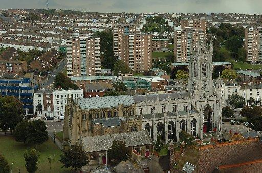Brighton's St Peter's Church