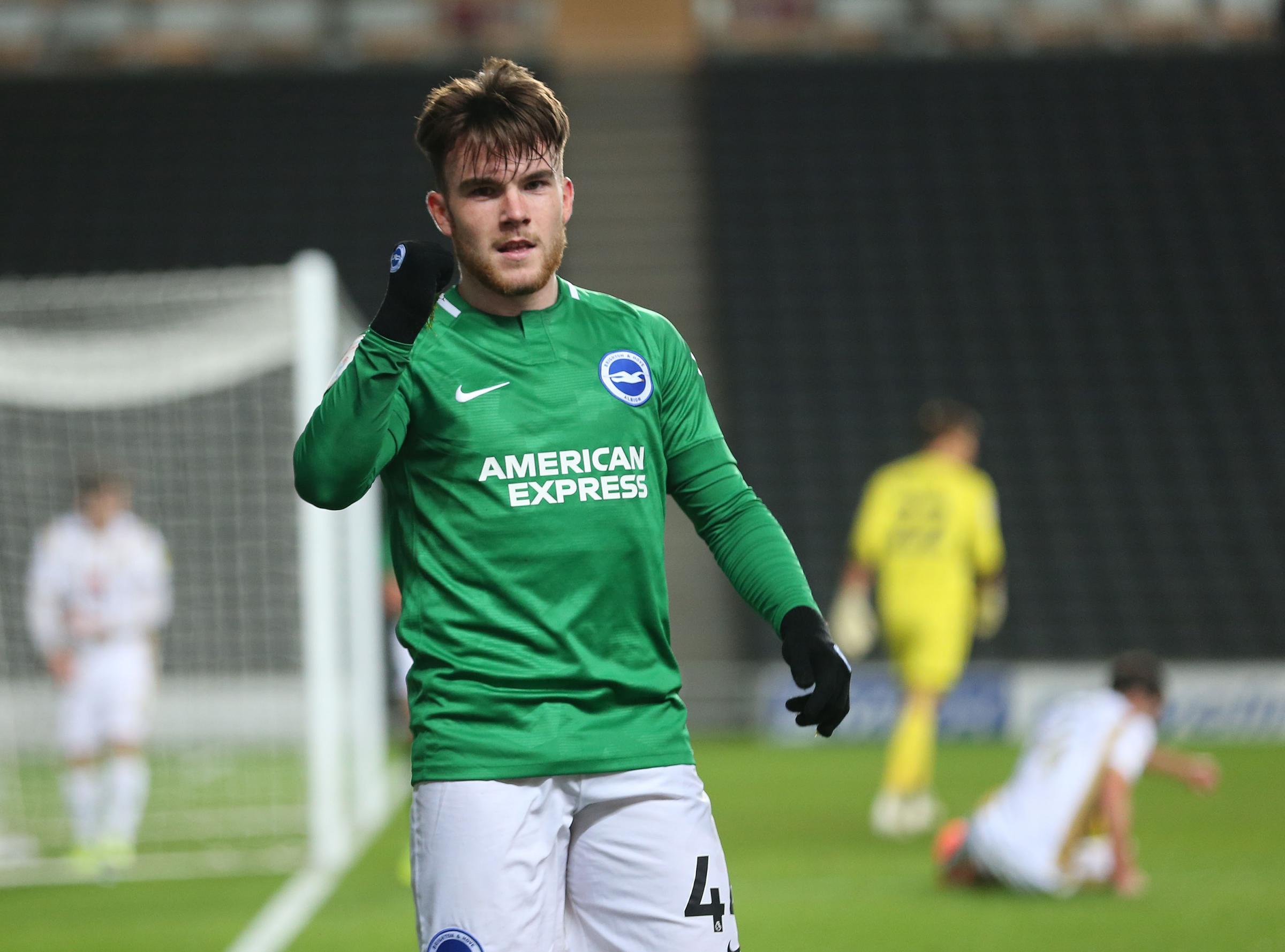 Connolly back in action for Albion youngsters