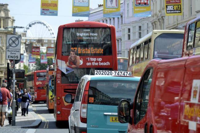 Brighton and Hove Busses