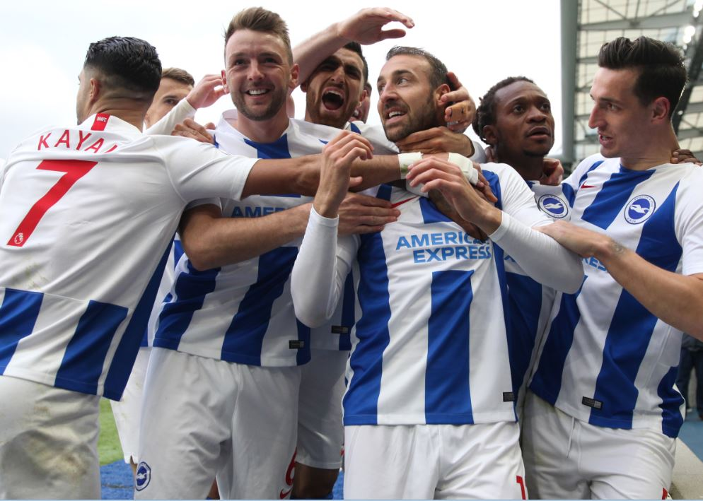 WIN A FAMILY VIP EXPERIENCE TO WATCH BRIGHTON & HOVE ALBION v EVERTON