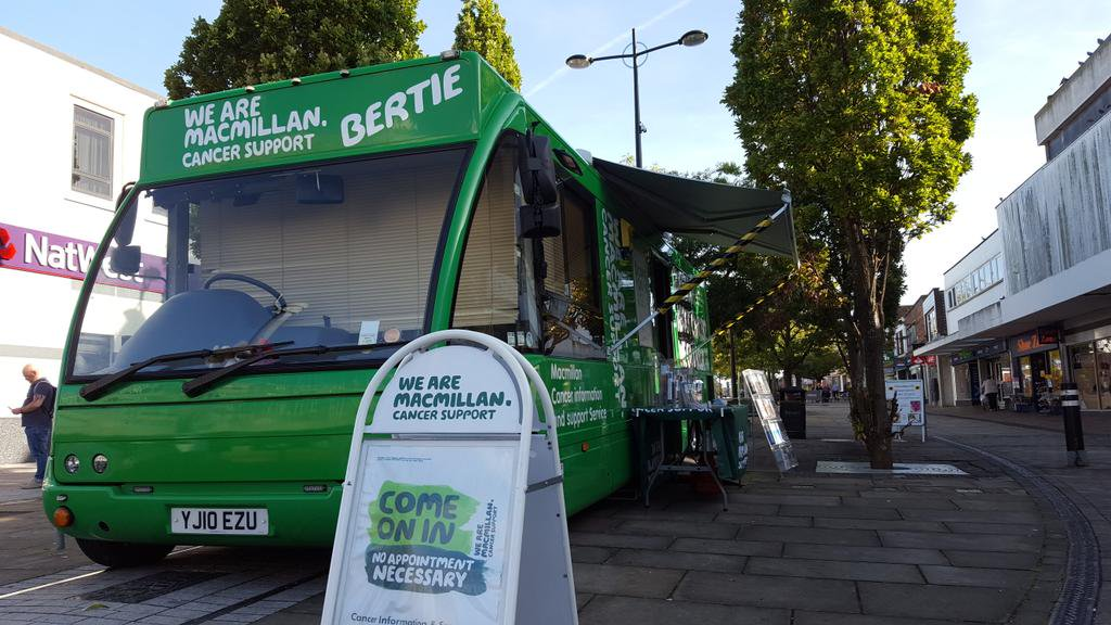 Macmillan Cancer Support Information Service in Littlehampon