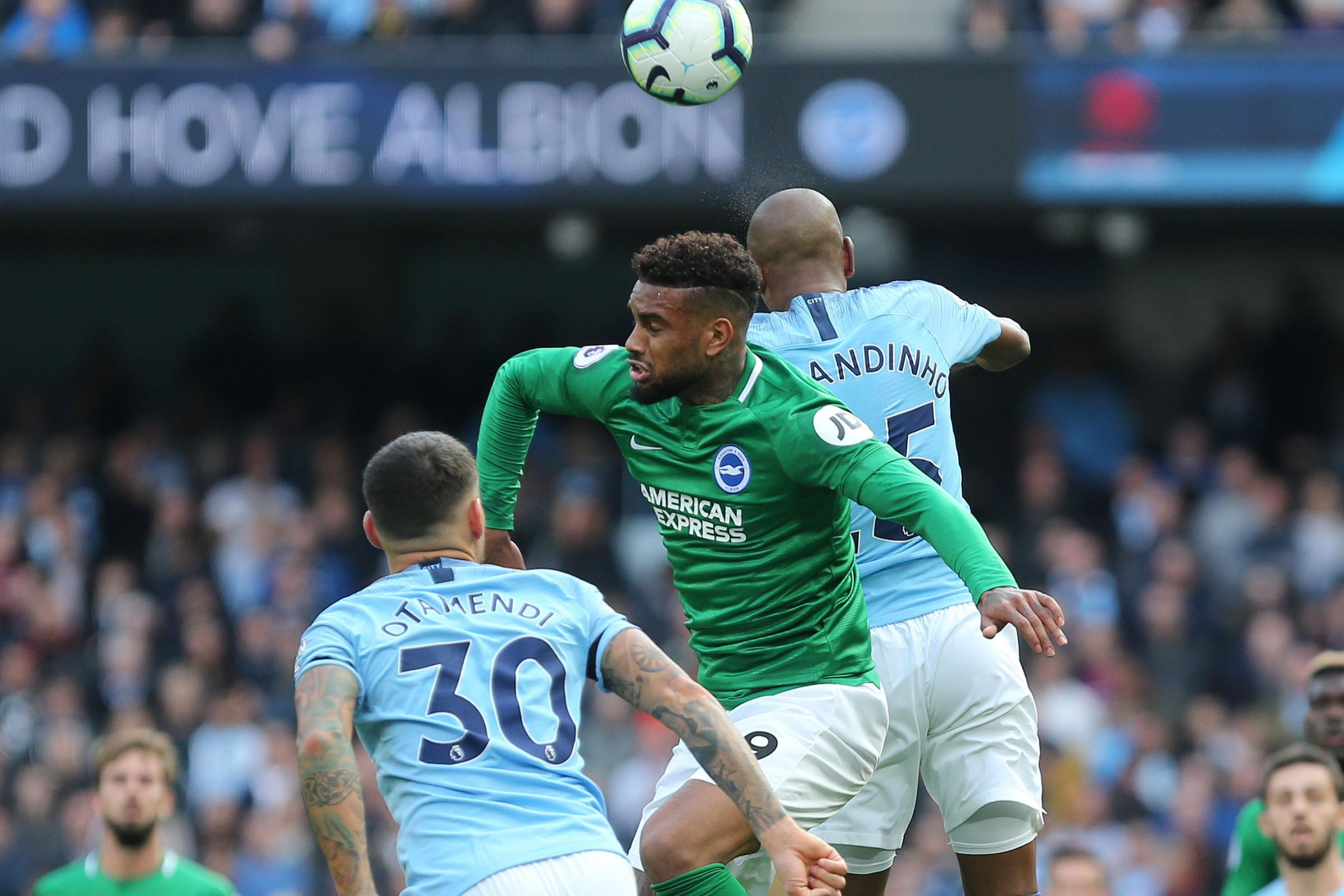 Propper feels for Albion striker Locadia