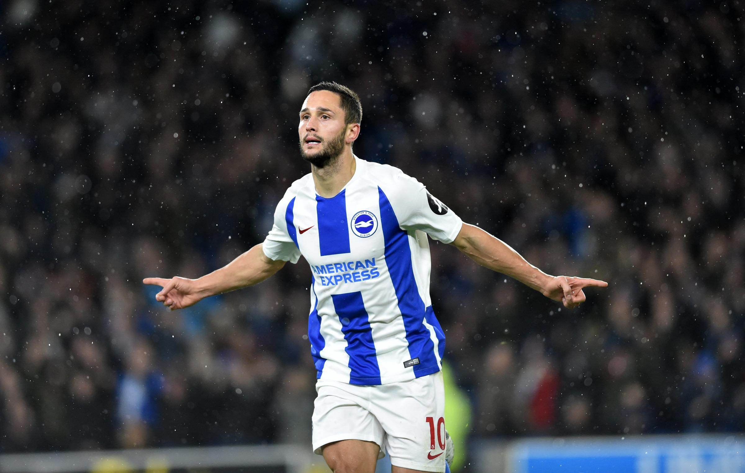 Andone happy to be fit - and far from the drop zone