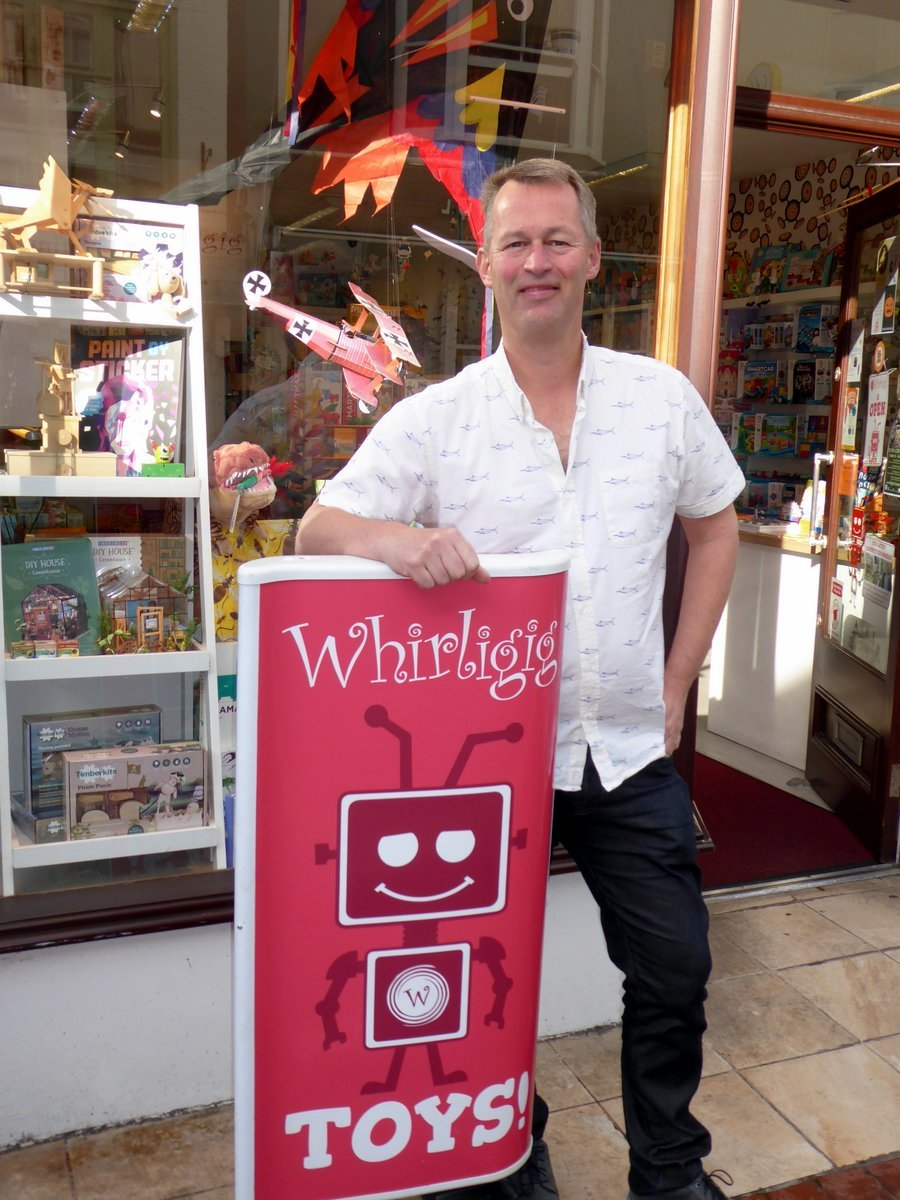 'We love what we do and our customers respond:' Brighton toy shop named one of the best 25 in the country