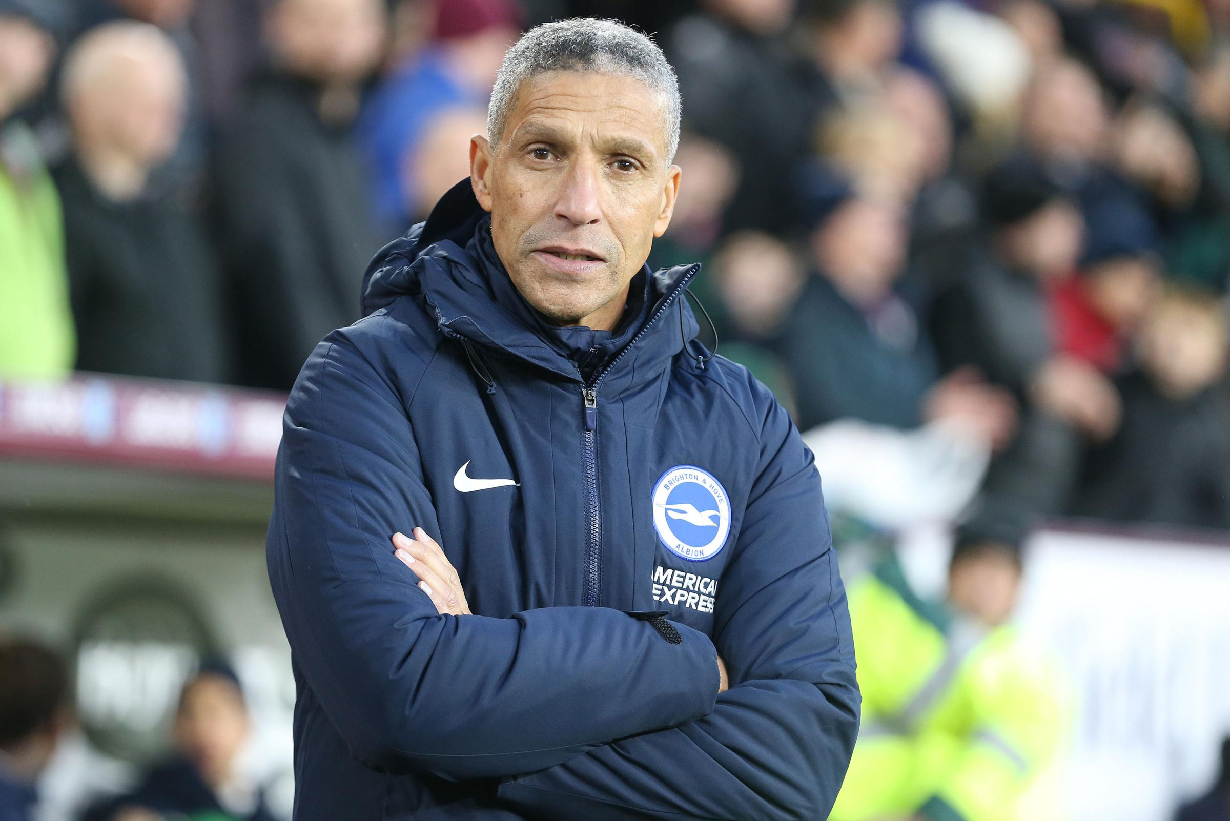 Defeat hurts but Hughton happy with haul from hectic week
