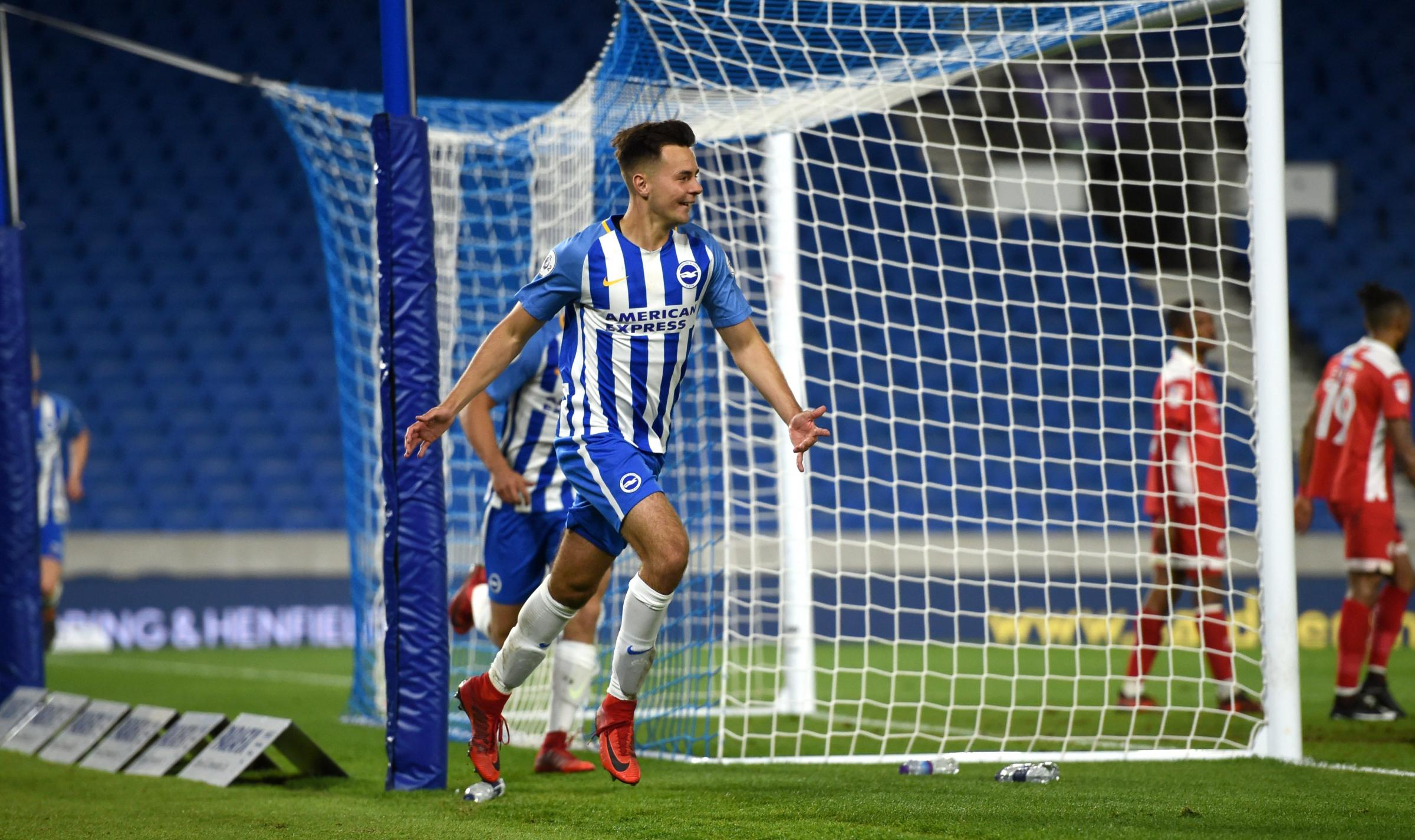 Albion under-23s ease to Senior Cup win at Hastings United