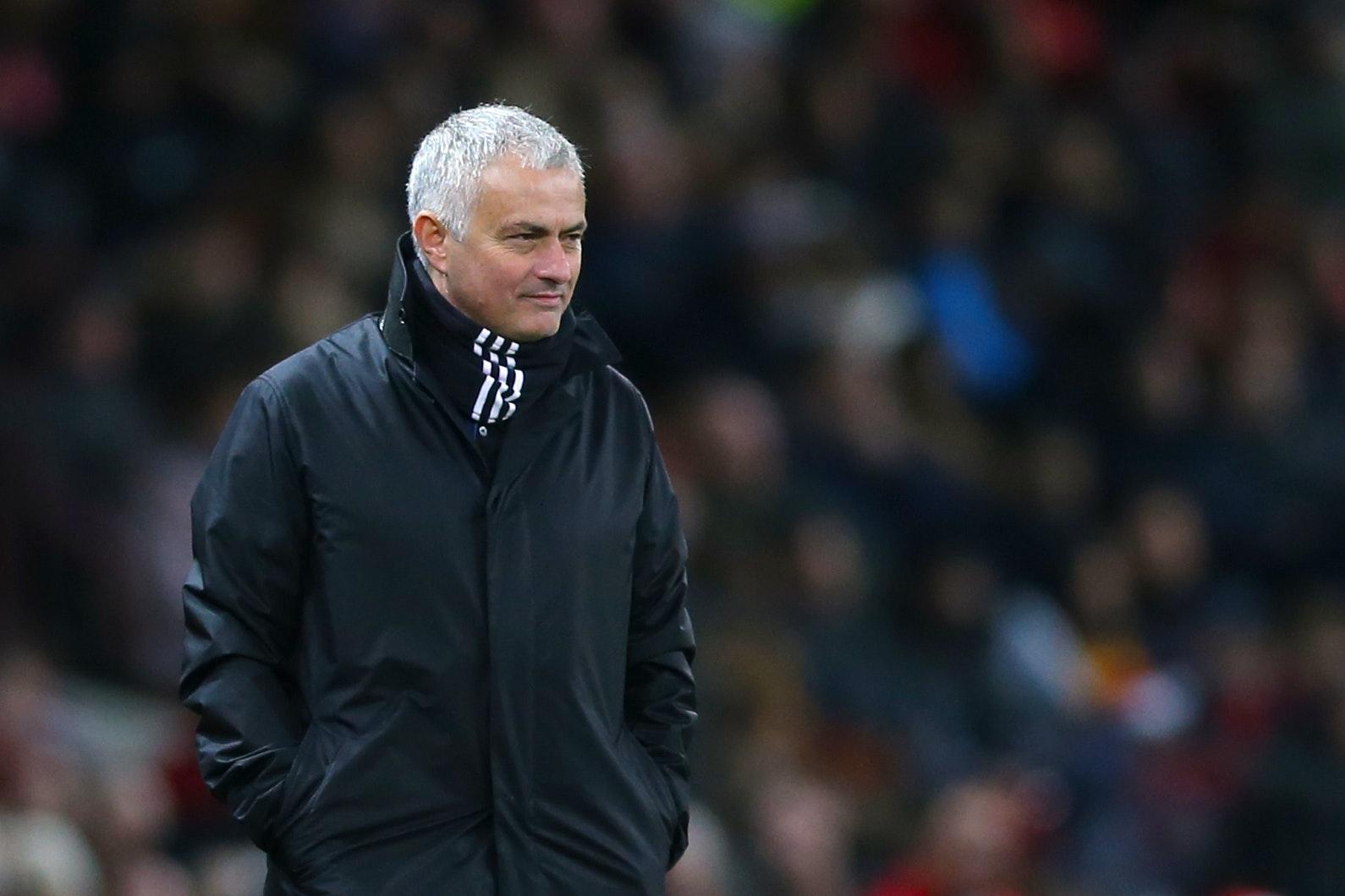Mourinho slapper startelvan