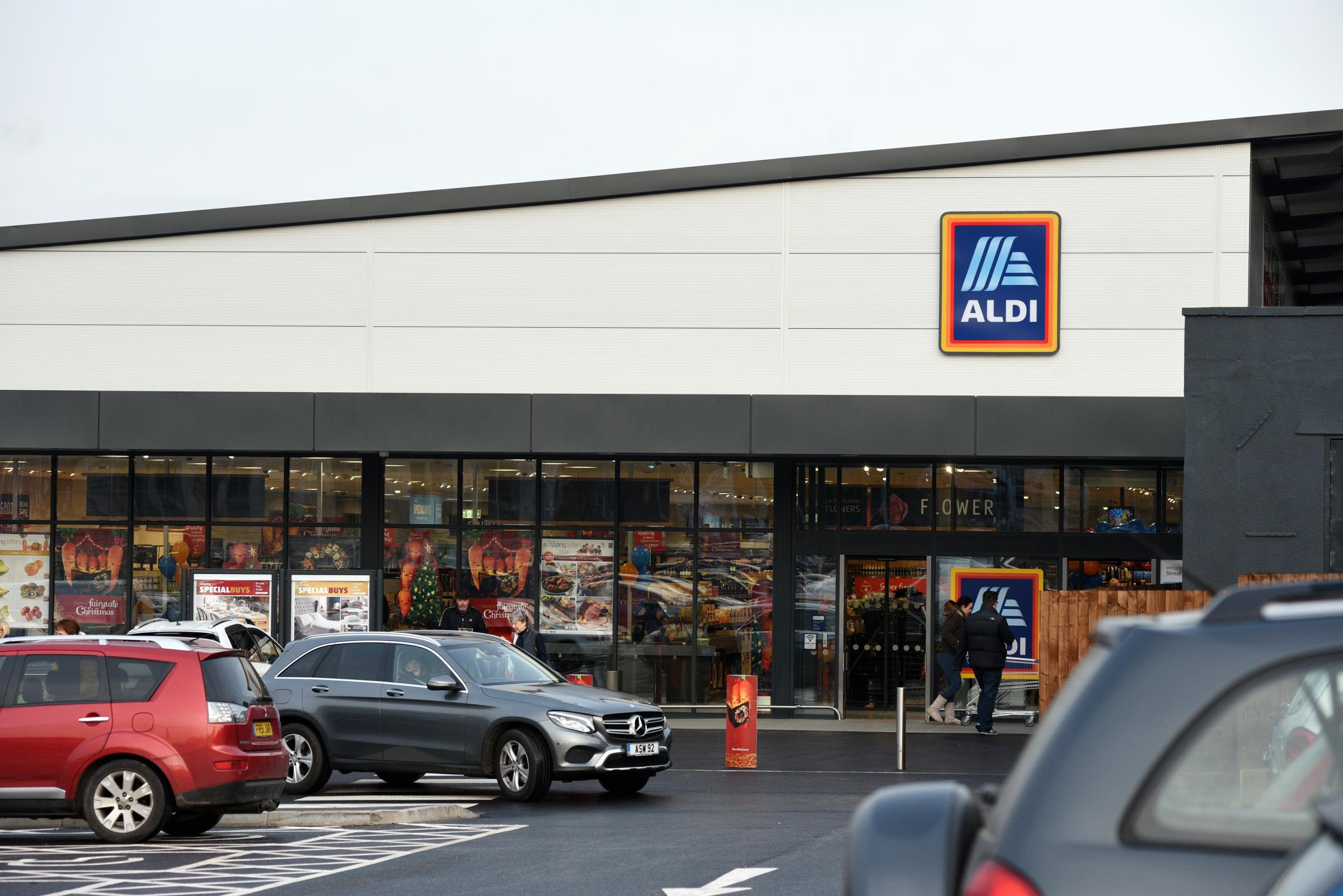 Supermarket giant Aldi boasts its best ever festive period, selling 50 million mince pies