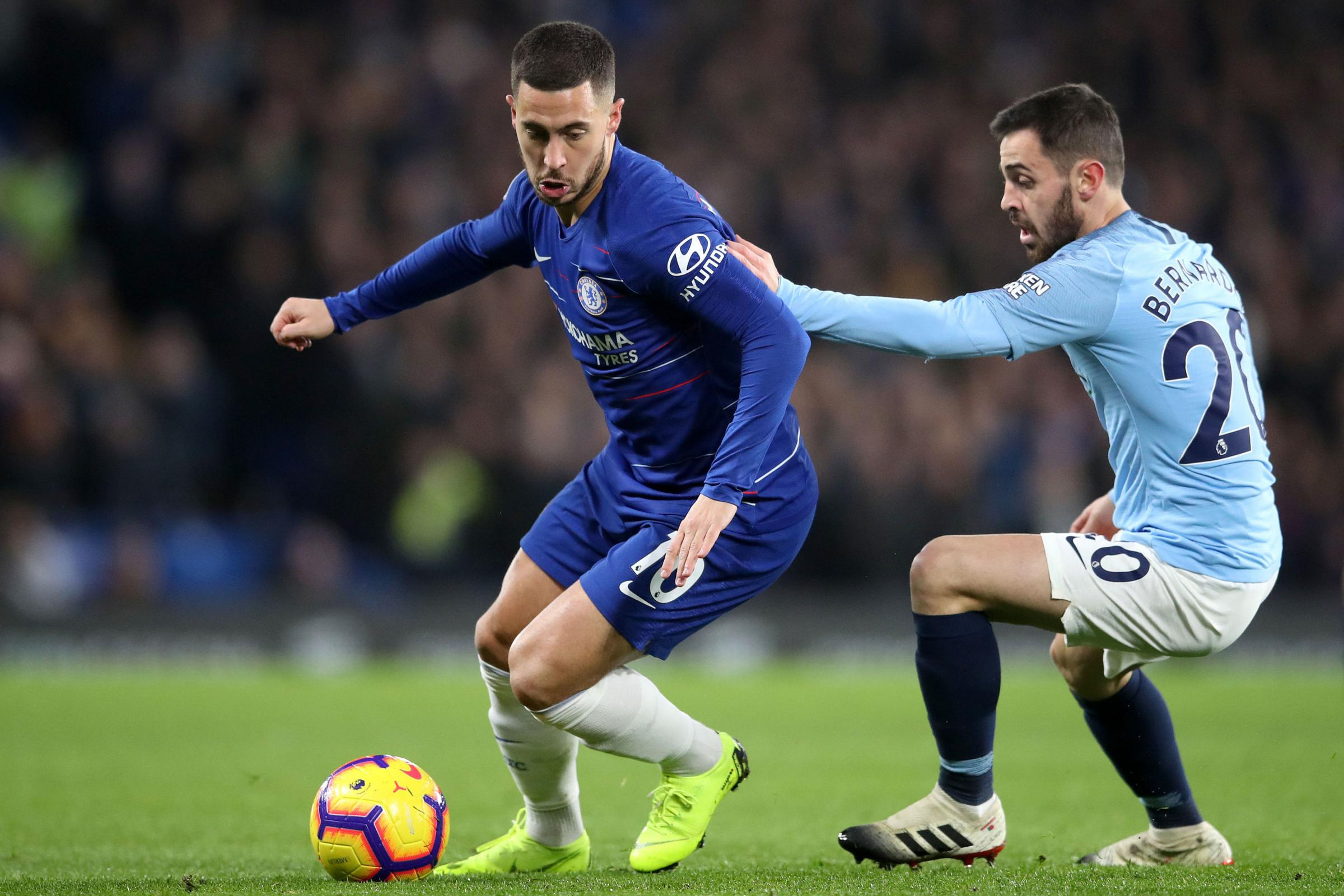 Betting column: Hazard could trip Albion up