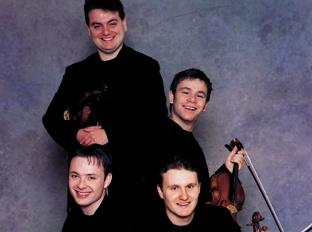 Jerusalem Quartet, Royal Pavilion Music Room, Brighton, May
