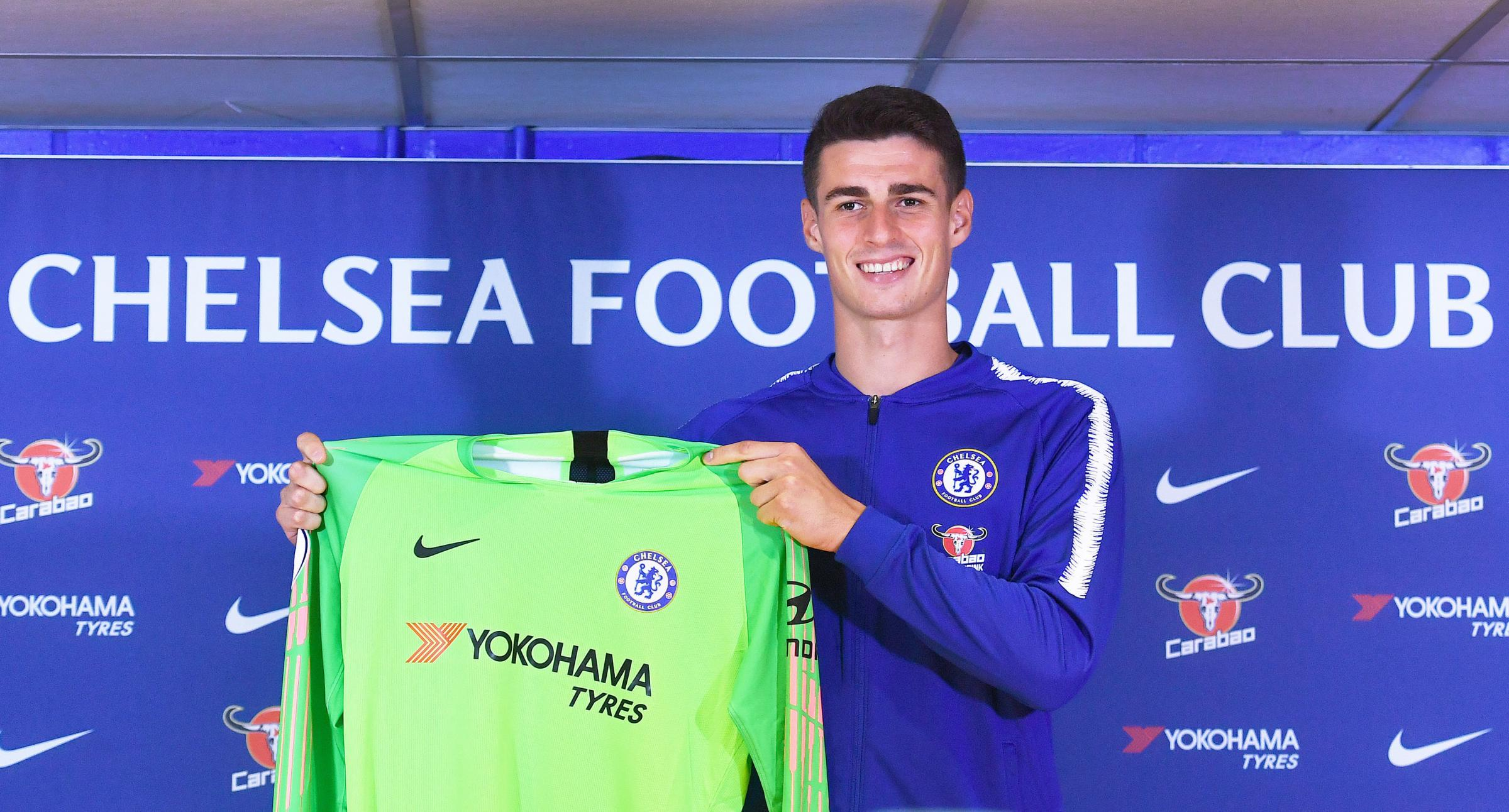 With video: How brilliant Kepa denied Andone a debut goal
