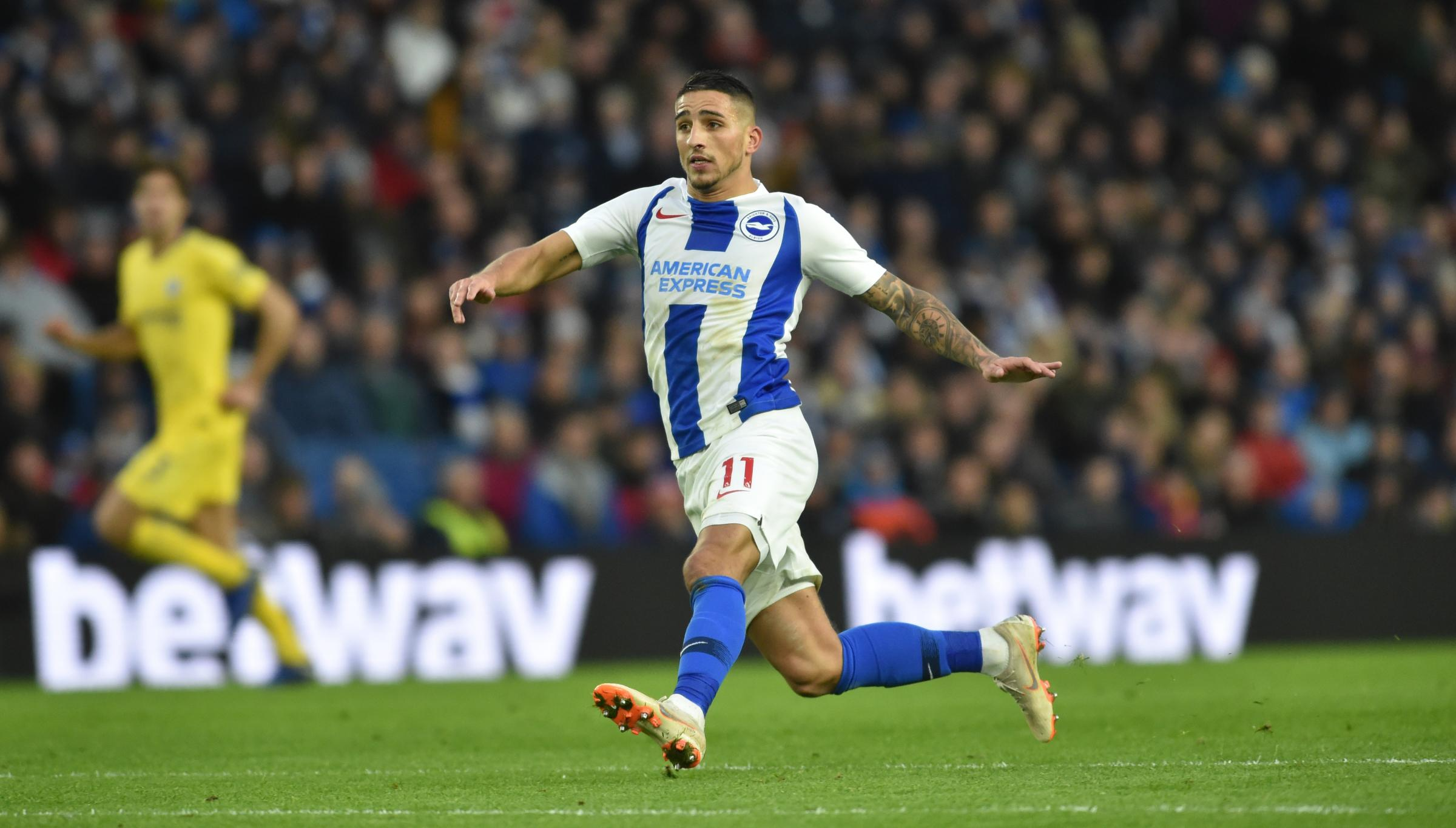 Fulham chief: We've been targeting Knockaert for years