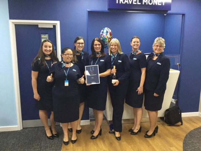 Eastbourne Tui Shop Staff Win Hat Trick Of Awards The Argus