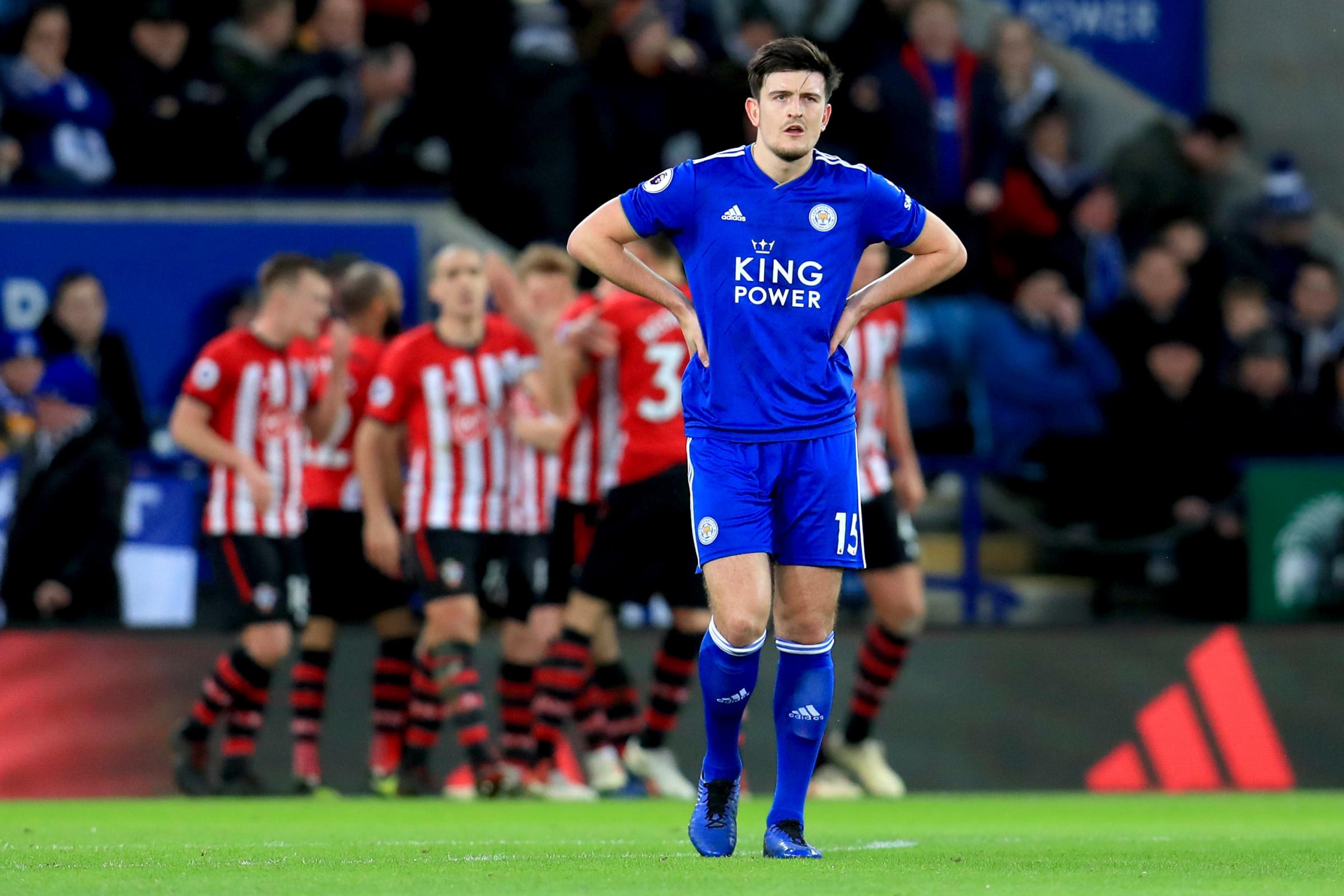 Leicester City v Southampton – Premier League – King Power Stadium