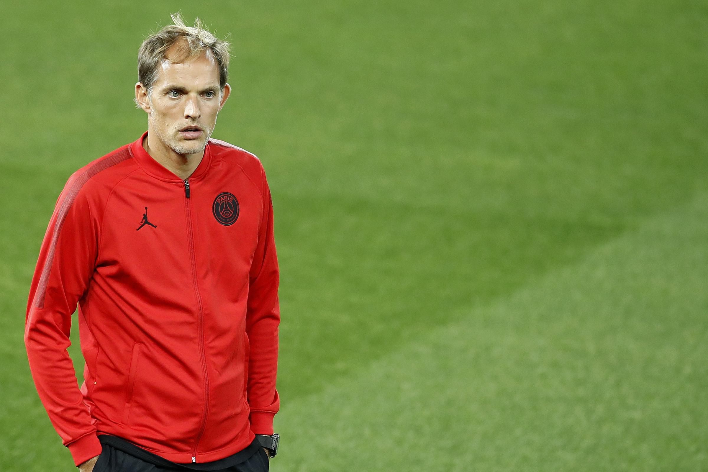 Thomas Tuchel believed PSG deserved their win