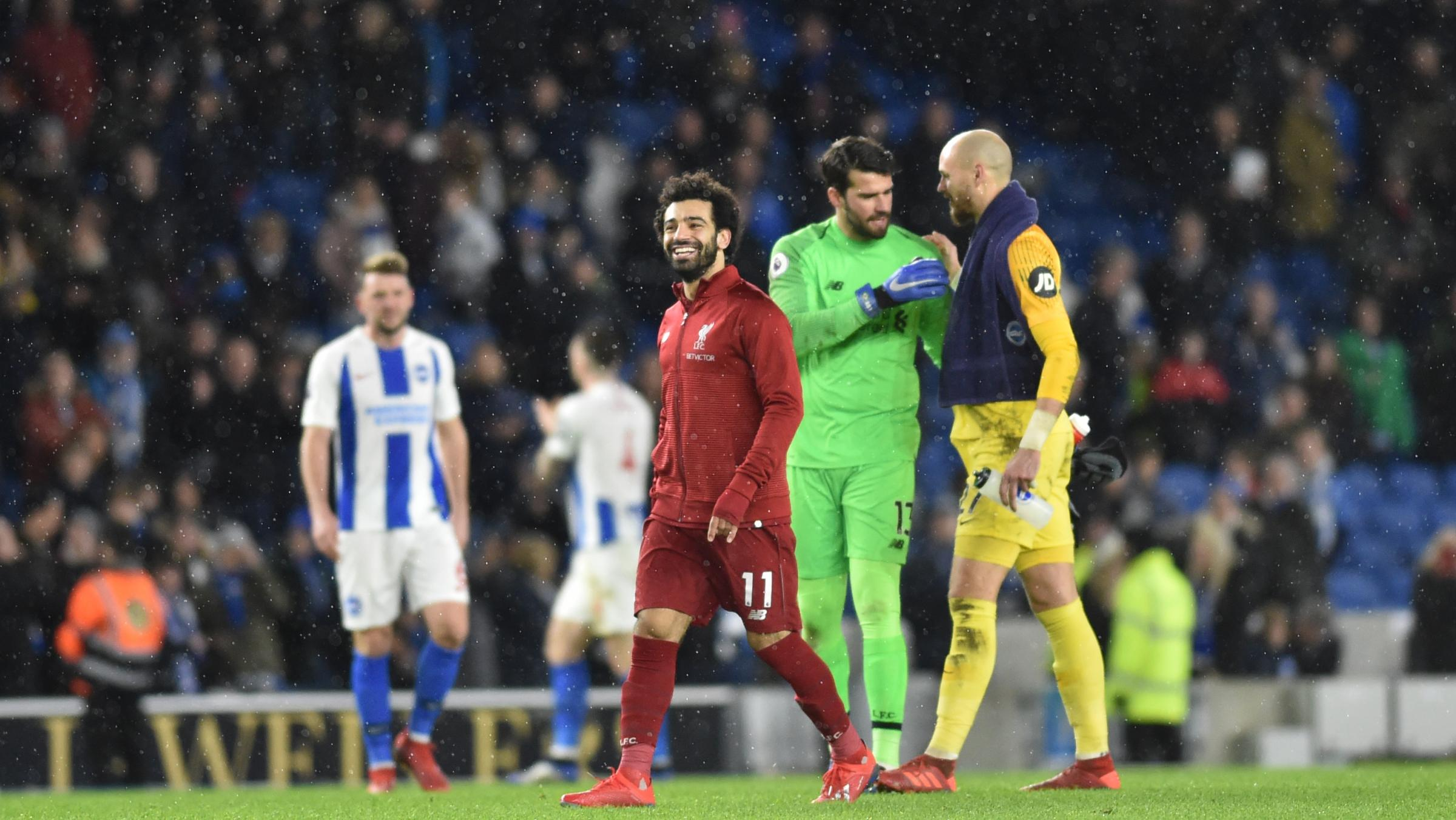 Albion Analysis: Liverpool results emphasise progress