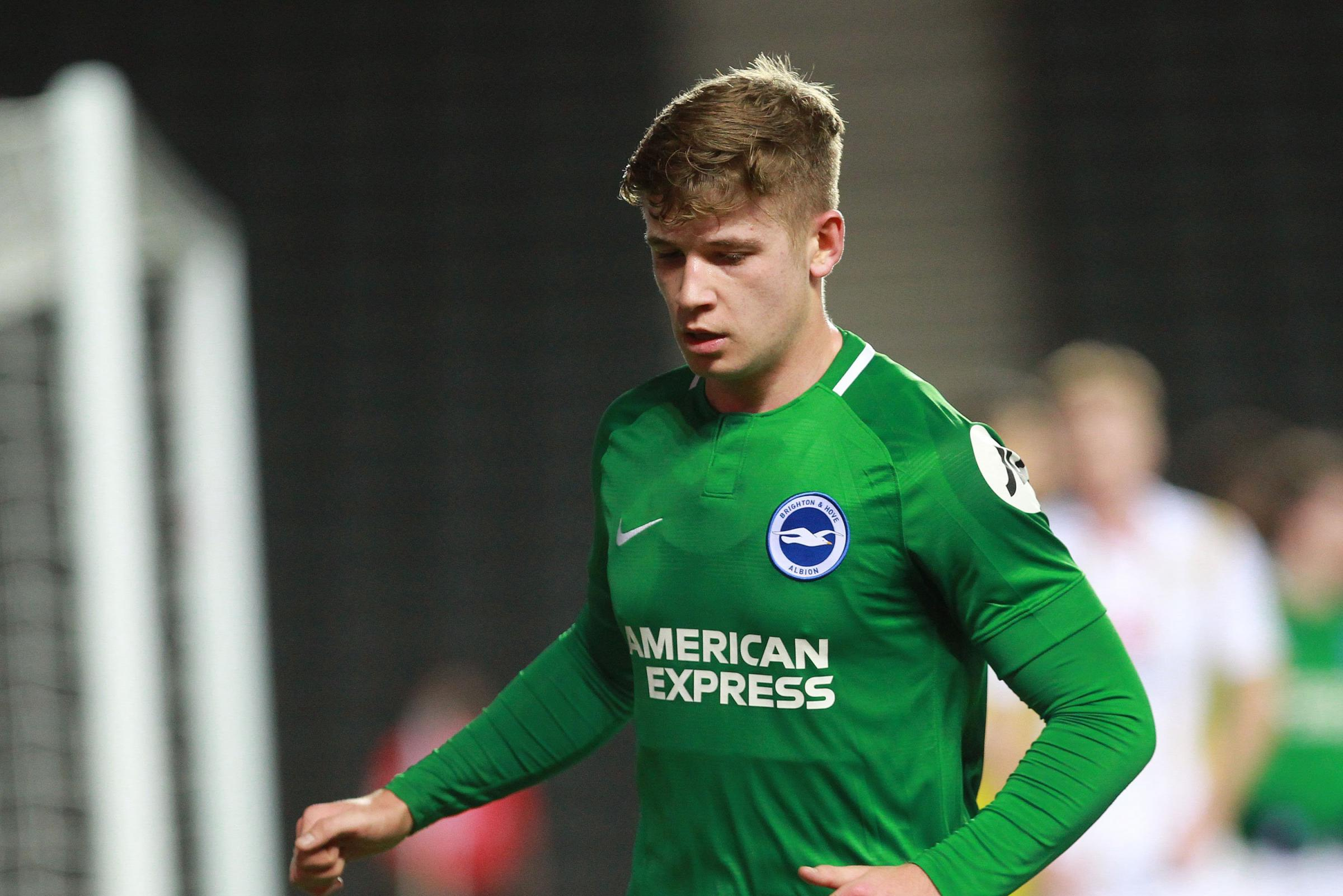 Albion boss hails midfield prospect's potential