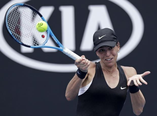 Johanna Konta battles through to second round of Australian Open