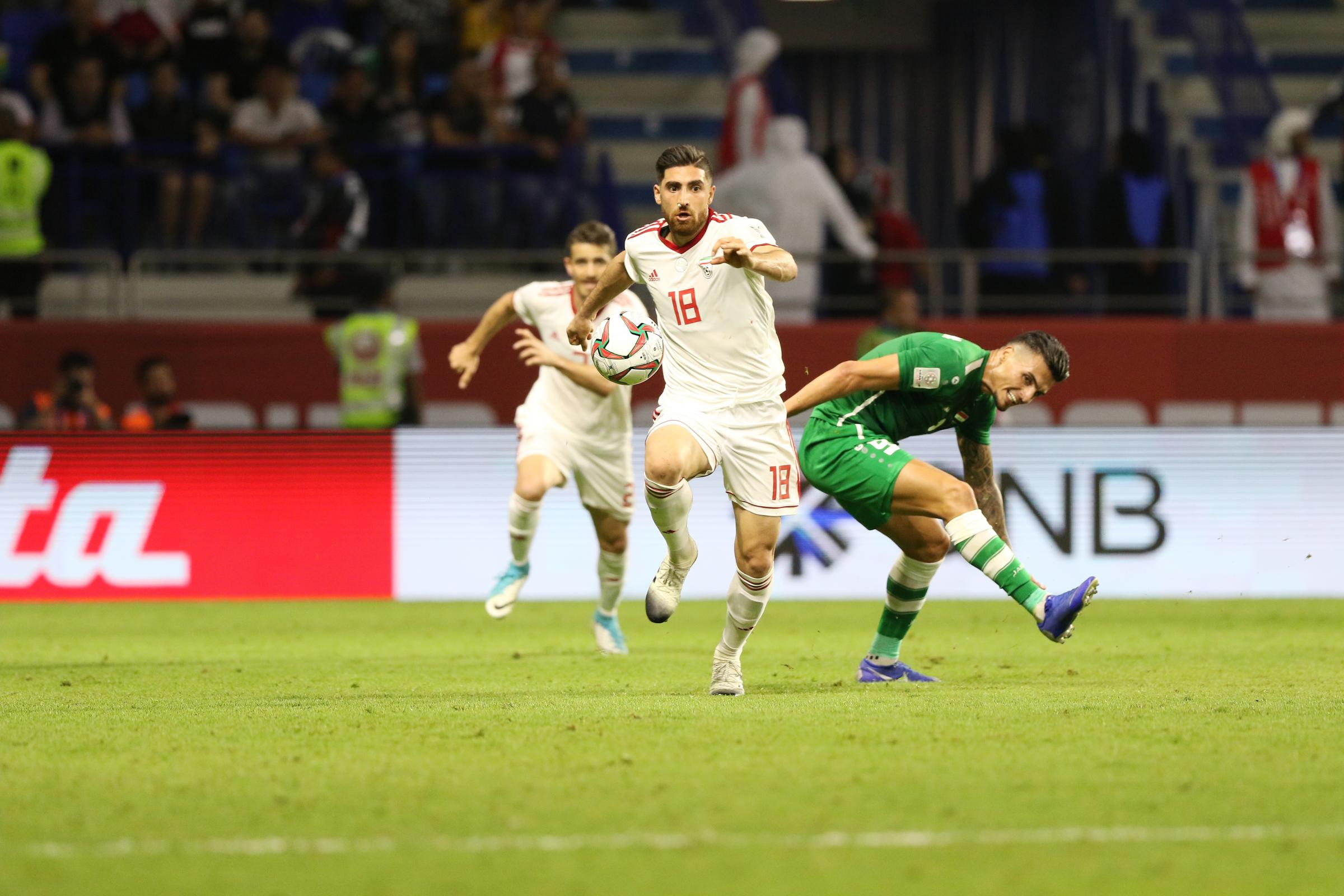 Asian Cup minutes good for Ali J