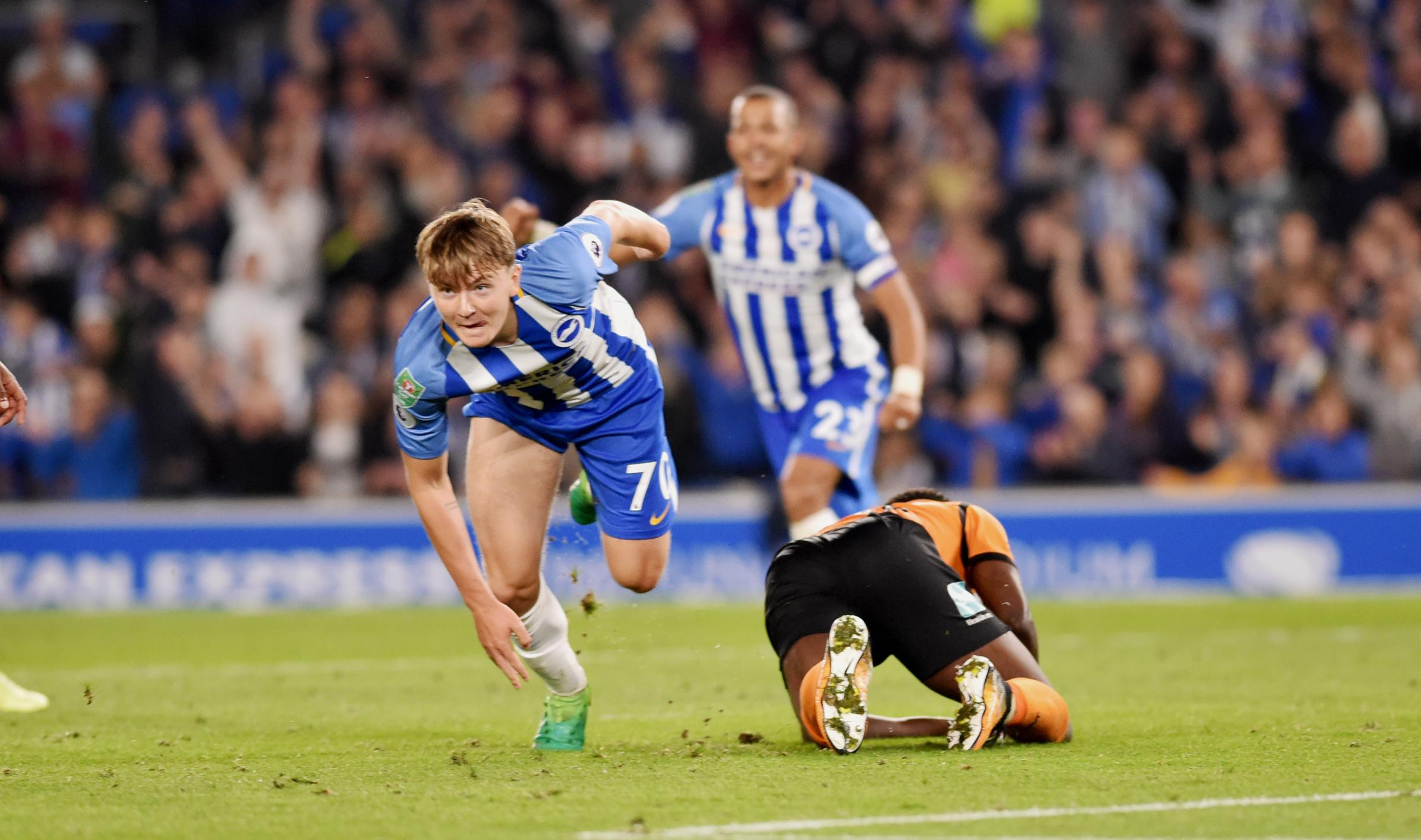Tilley joins Albion under-23s loan exits