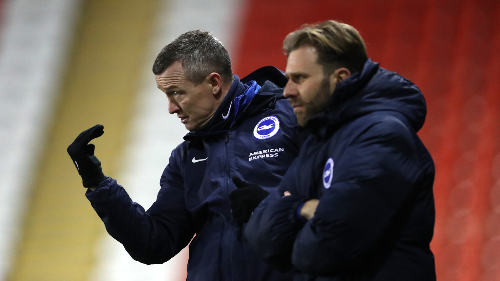 Beard aiming to plot FA Youth Cup quarter-final place for Albion