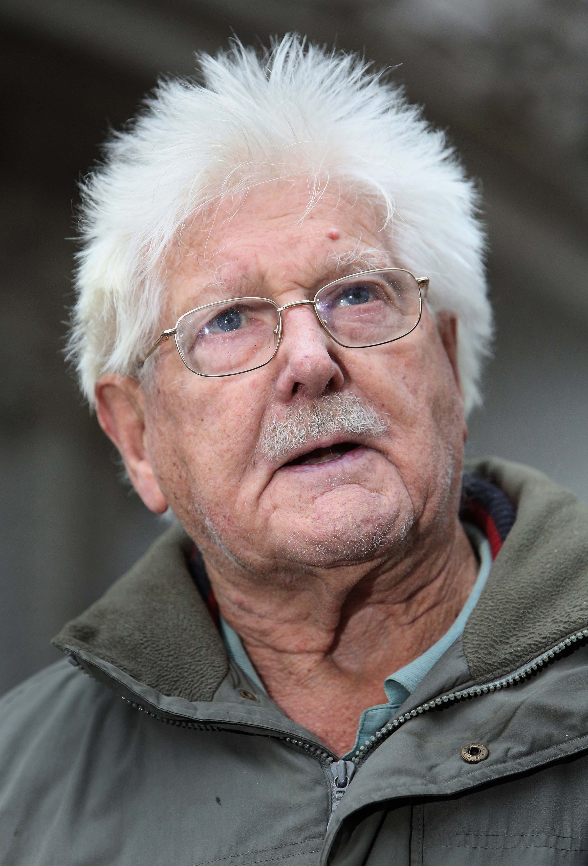 "File photo dated 02/12/2014 of John Catt, the 94-year-old peaceful protester has won an eight-year legal battle to have his details removed from a police ""extremism"" database. PRESS ASSOCIATION Photo. Issue date: Thursday January 24, 2019. The w"