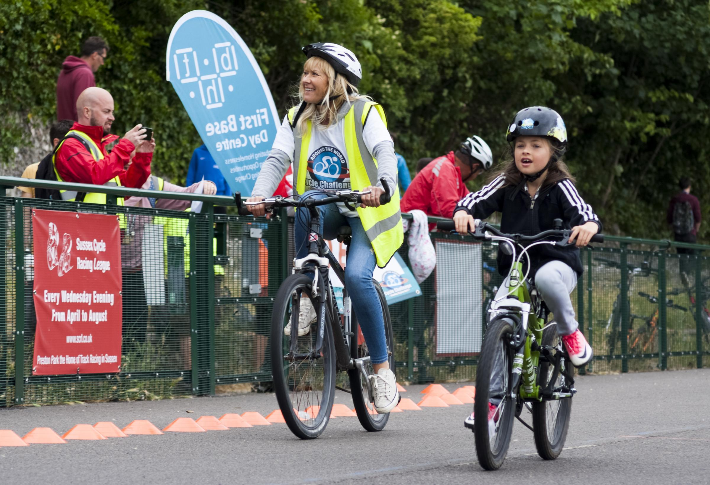 The Greater Brighton Cycle Challenge