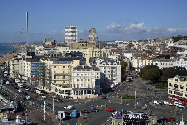More car bans and cycle lanes are coming to Brighton and Hove