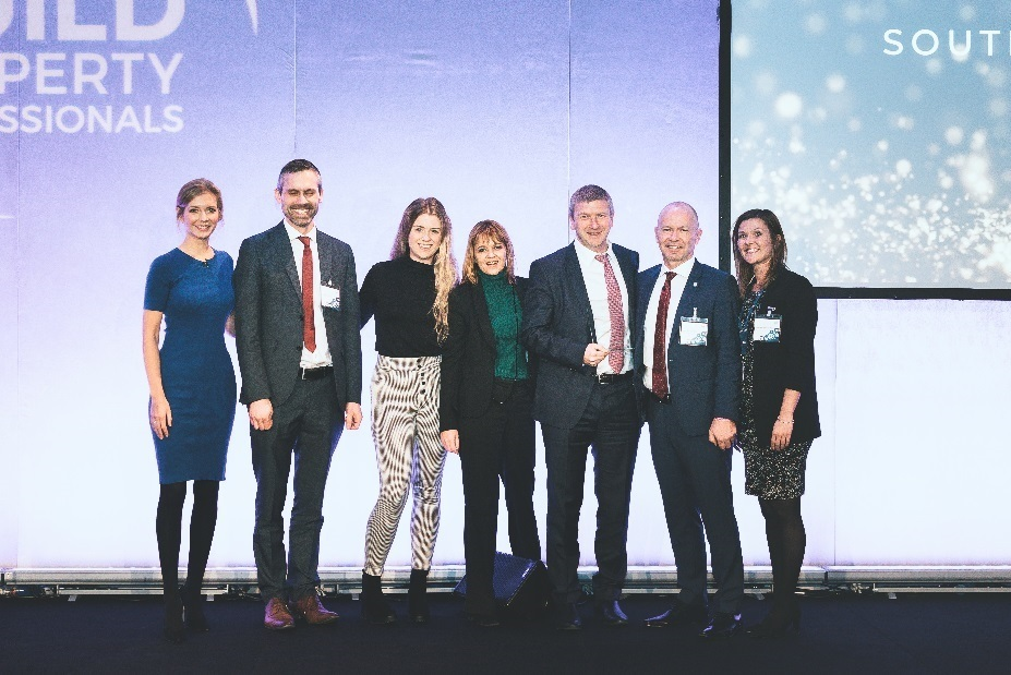 Brighton & Hove estate agents Sawyer & Co won a hat-trick of awards
