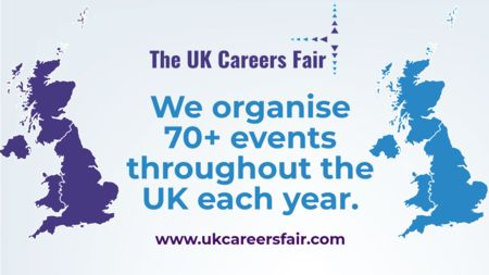 The UK Careers Fair in Brighton 29th March