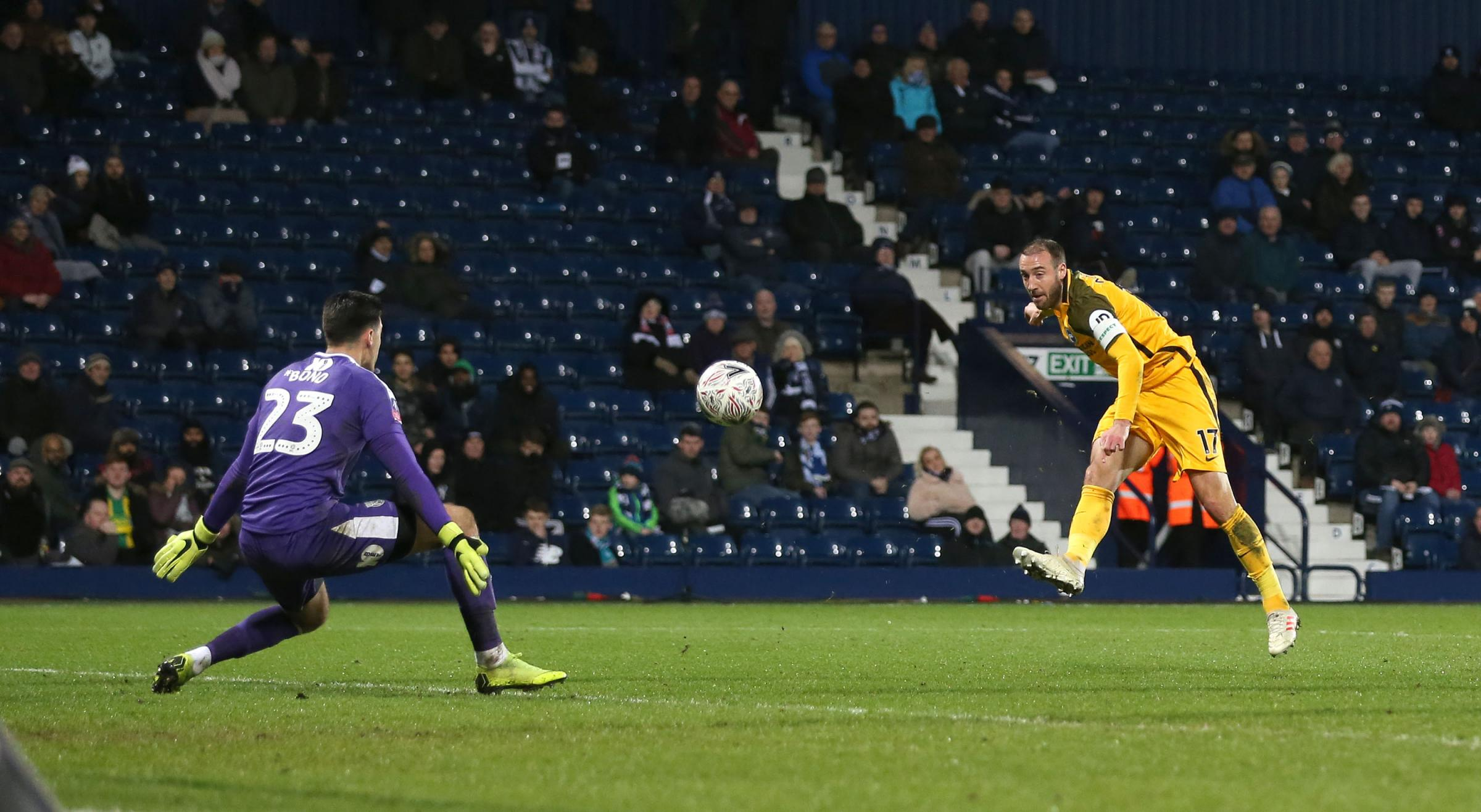 Nailed It: Albion too dependent on Murray