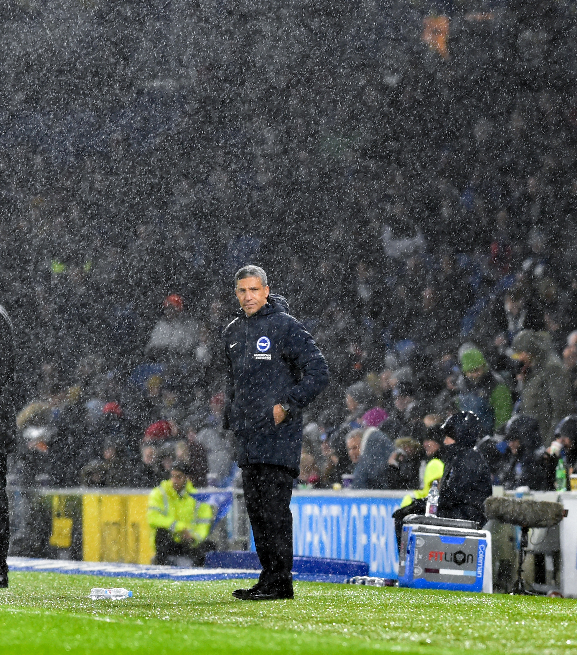 Don't blame the system for form slump says Hughton