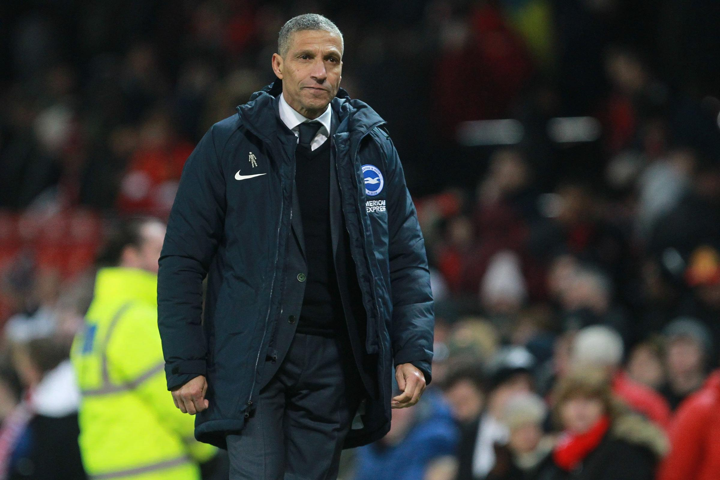 Hughton: We must rely on our own results to get out of trouble