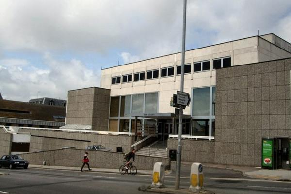 Brighton Magistrates' Court.