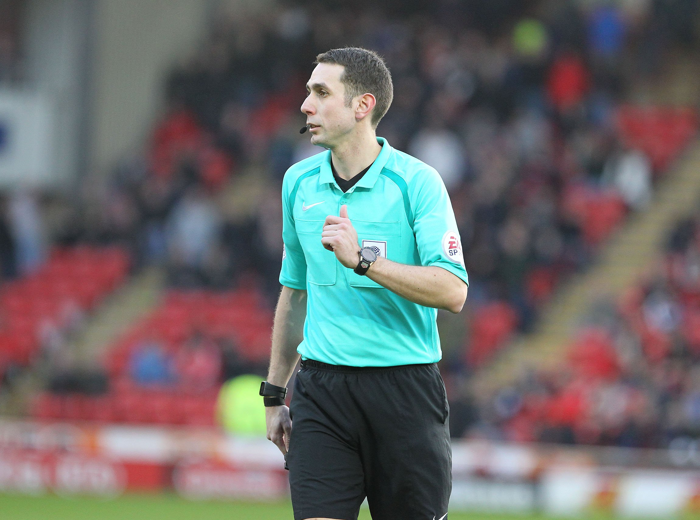 Referee and VAR confirmed for Albion's FA Cup tie