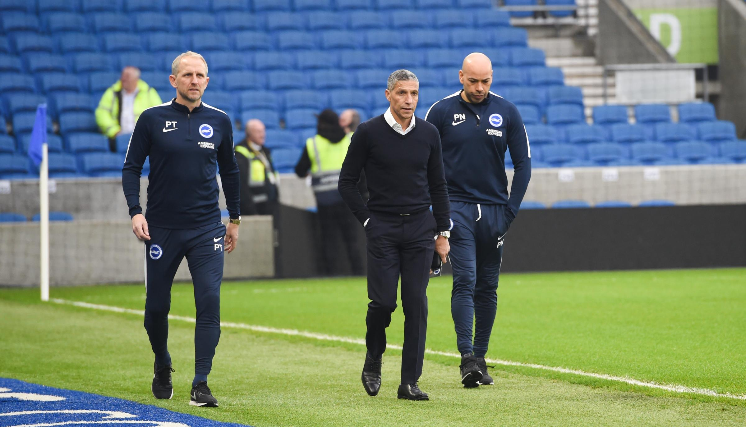 It's FA Cup day - follow the build-up to Albion v Derby from the Amex