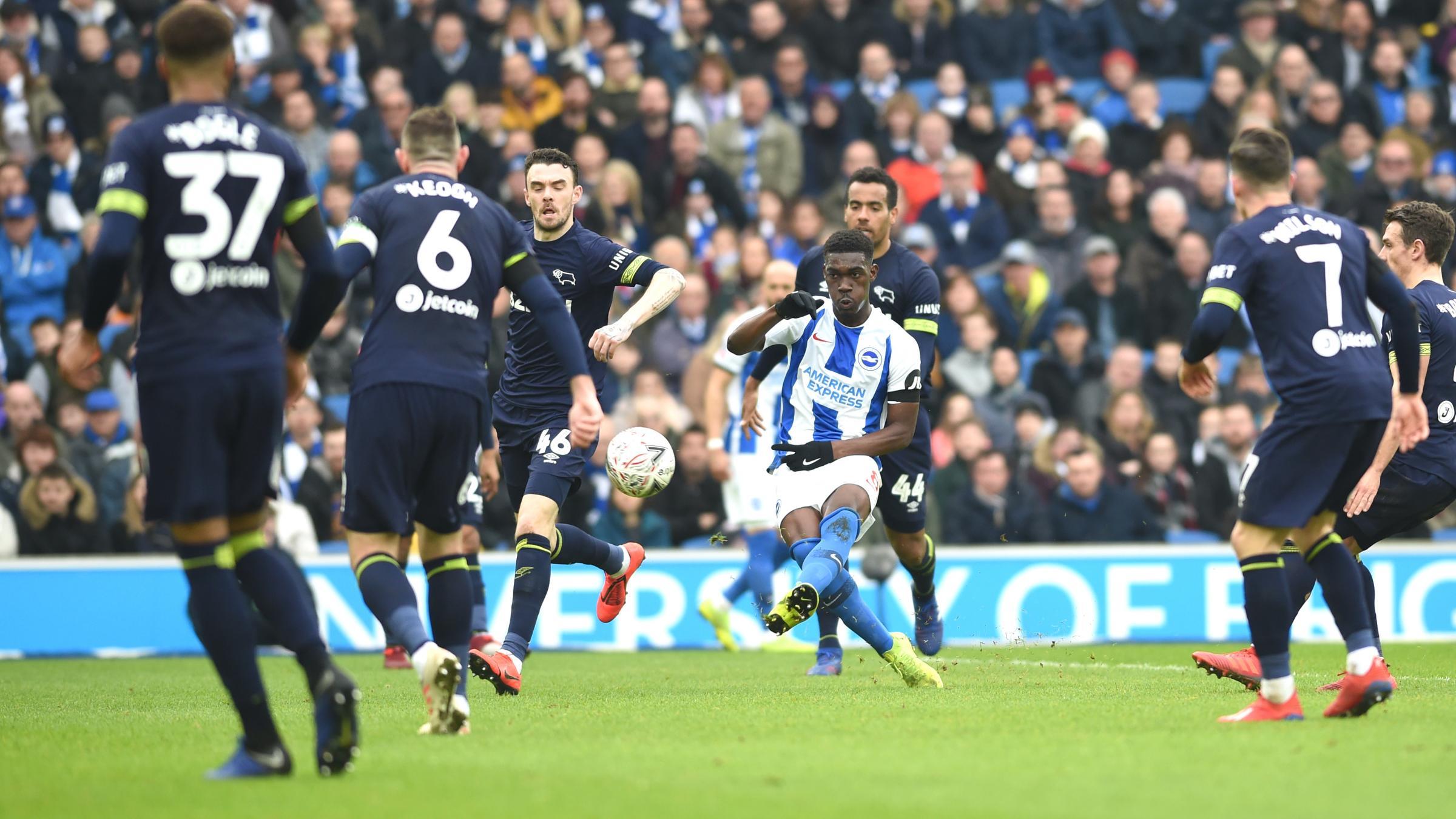 Albion Analysis: Bissouma stakes a claim