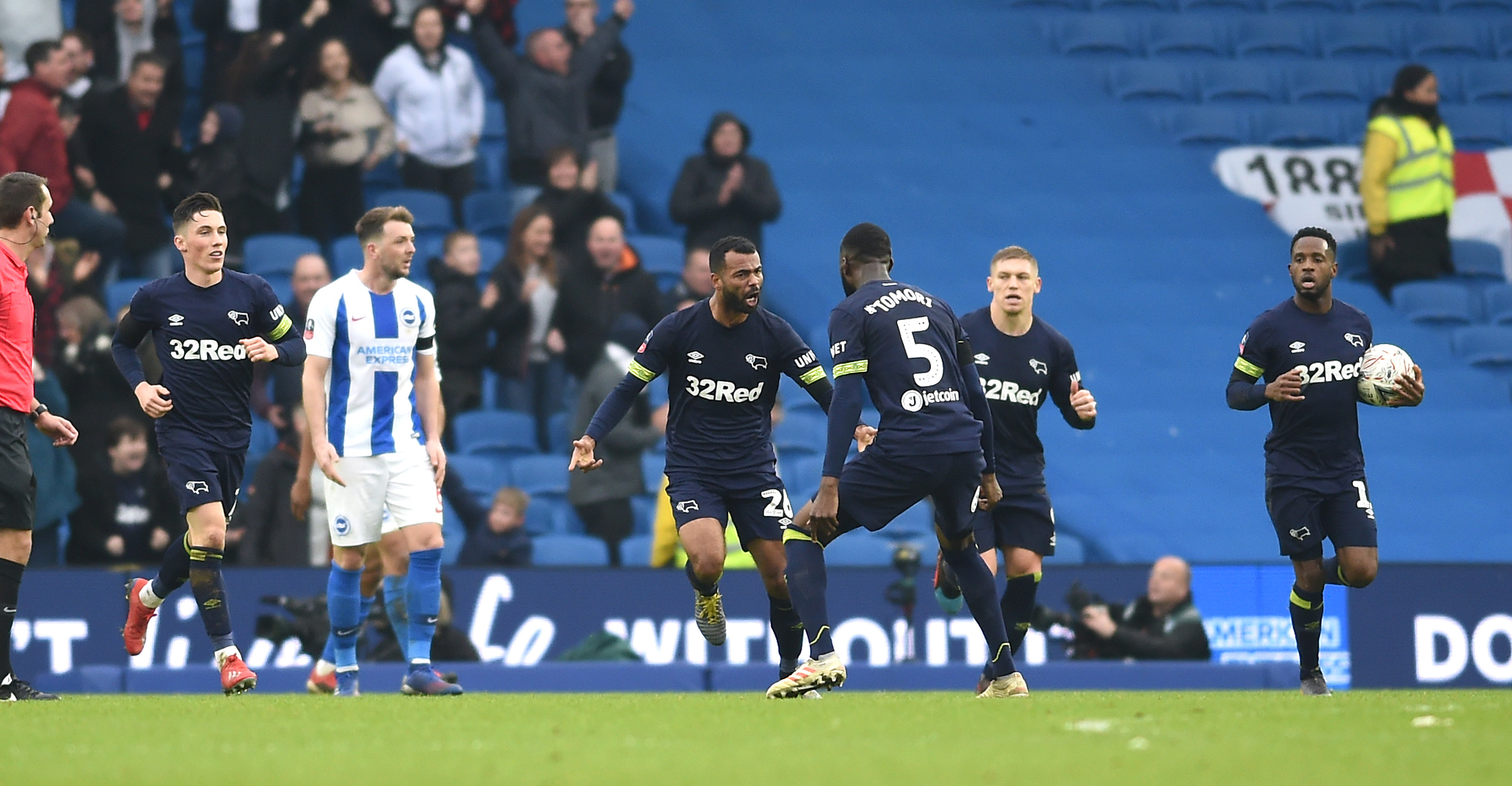 Duffy spared Albion more second half nerves