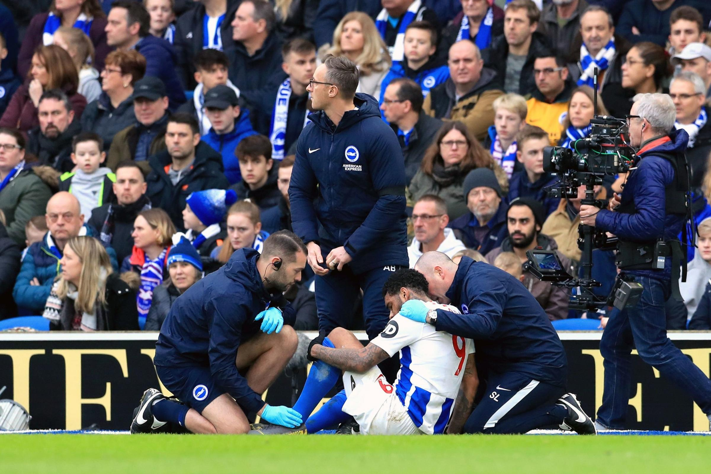 Cup carnage as injury and illness hit Albion