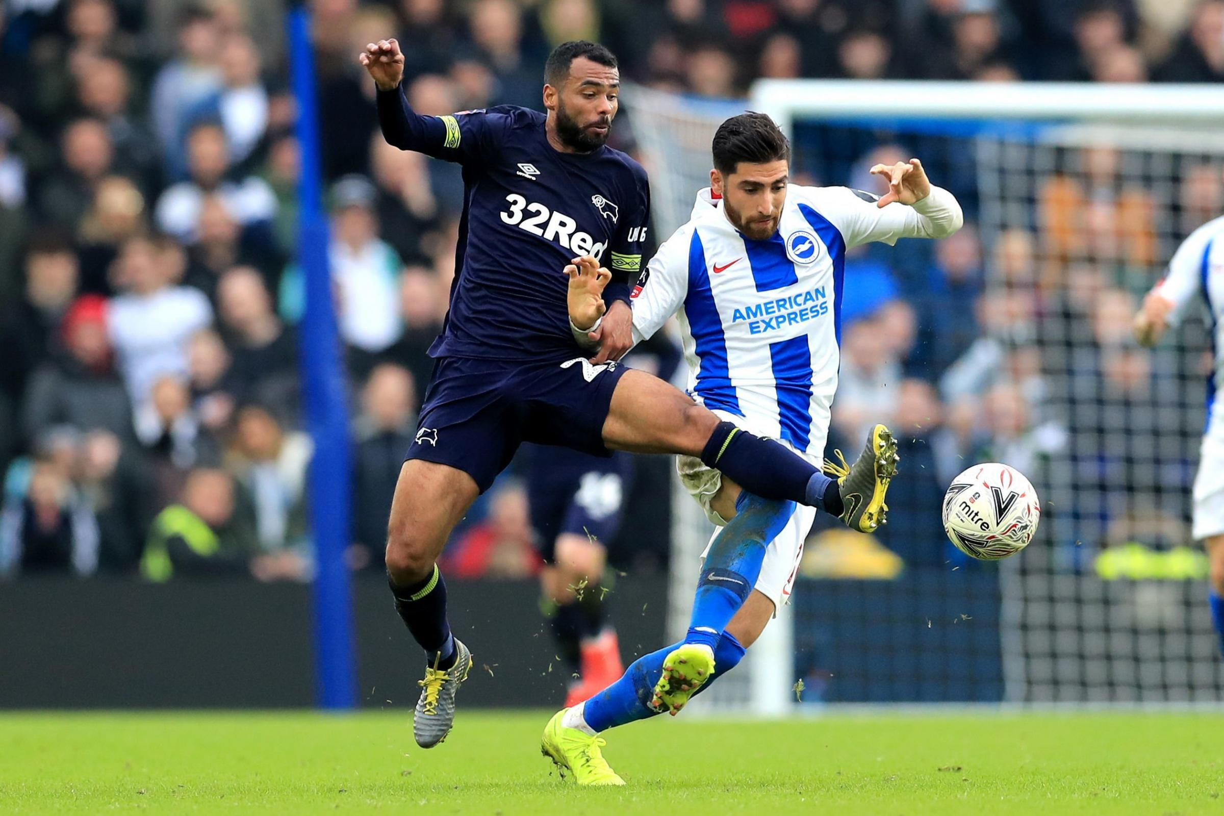Ali J will profit from constant time at Albion says boss