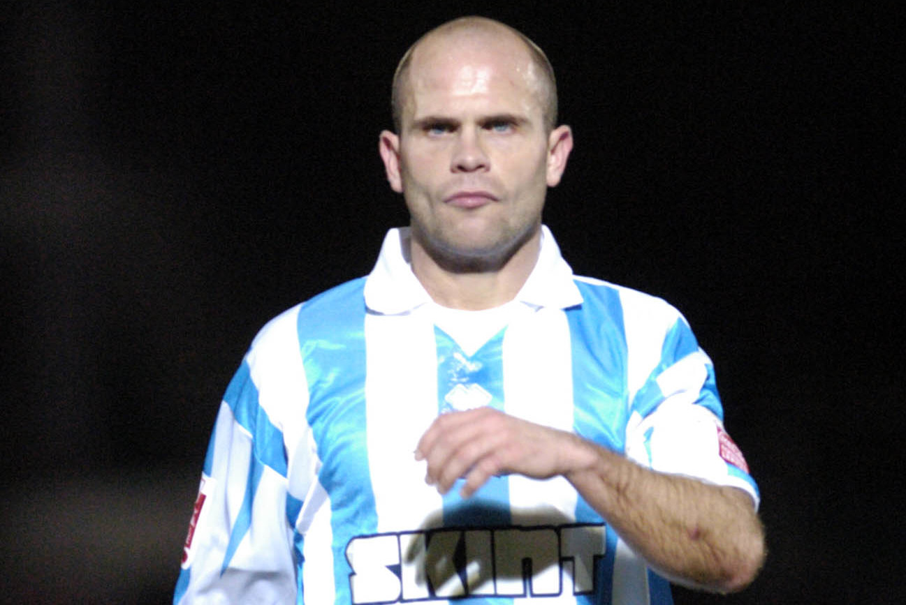 Former Albion midfielder and coach is added to Eastbourne Borough staff