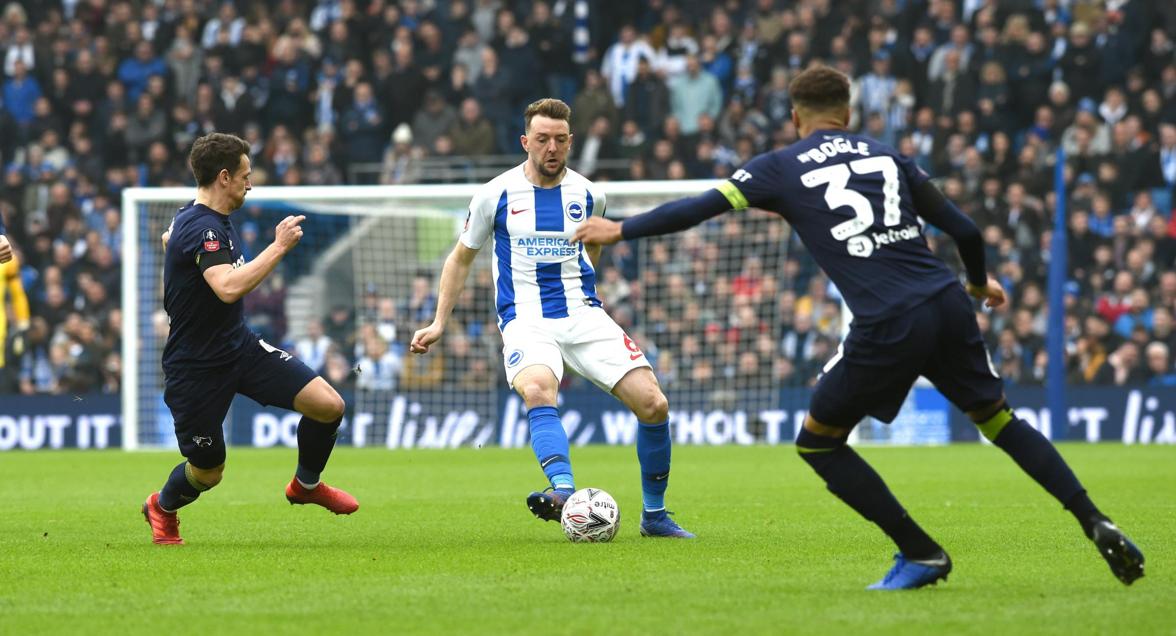 Stephens happy to keep calm and carry on for Albion