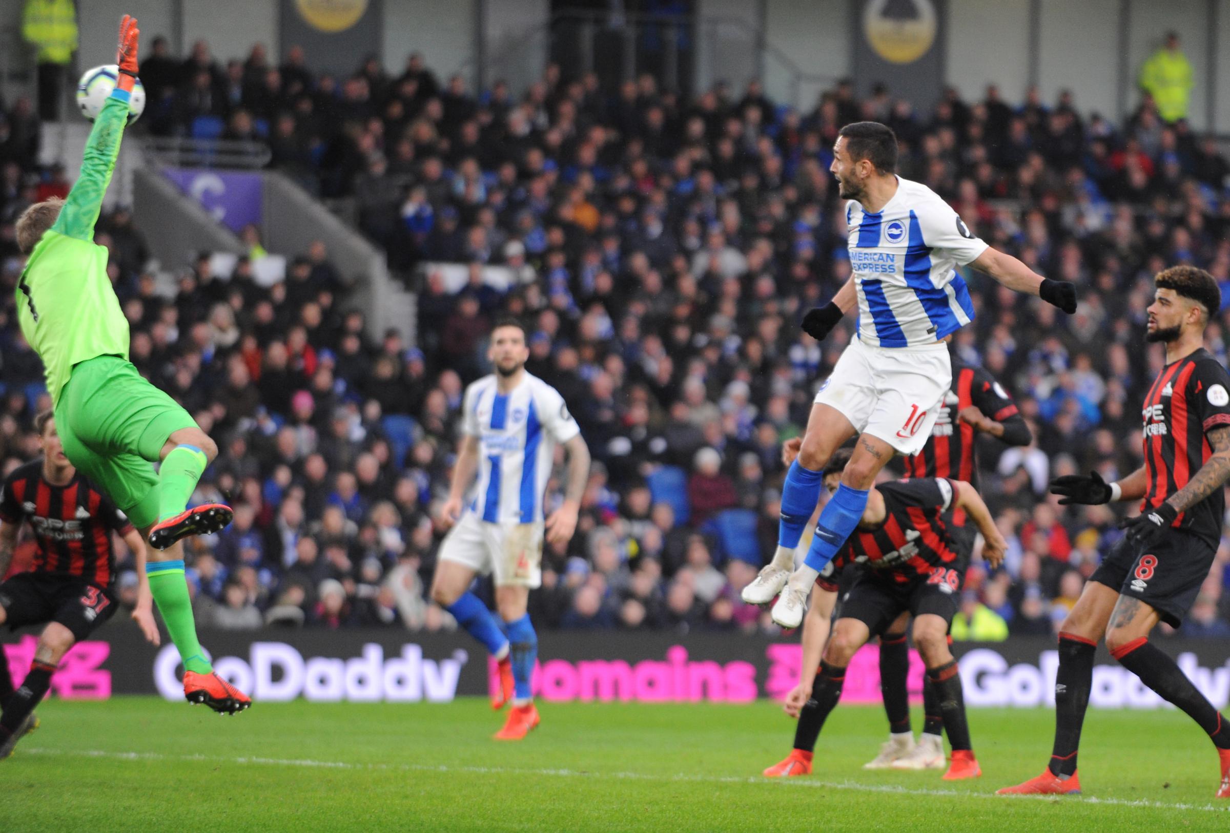 Albion pair back for Saints clash