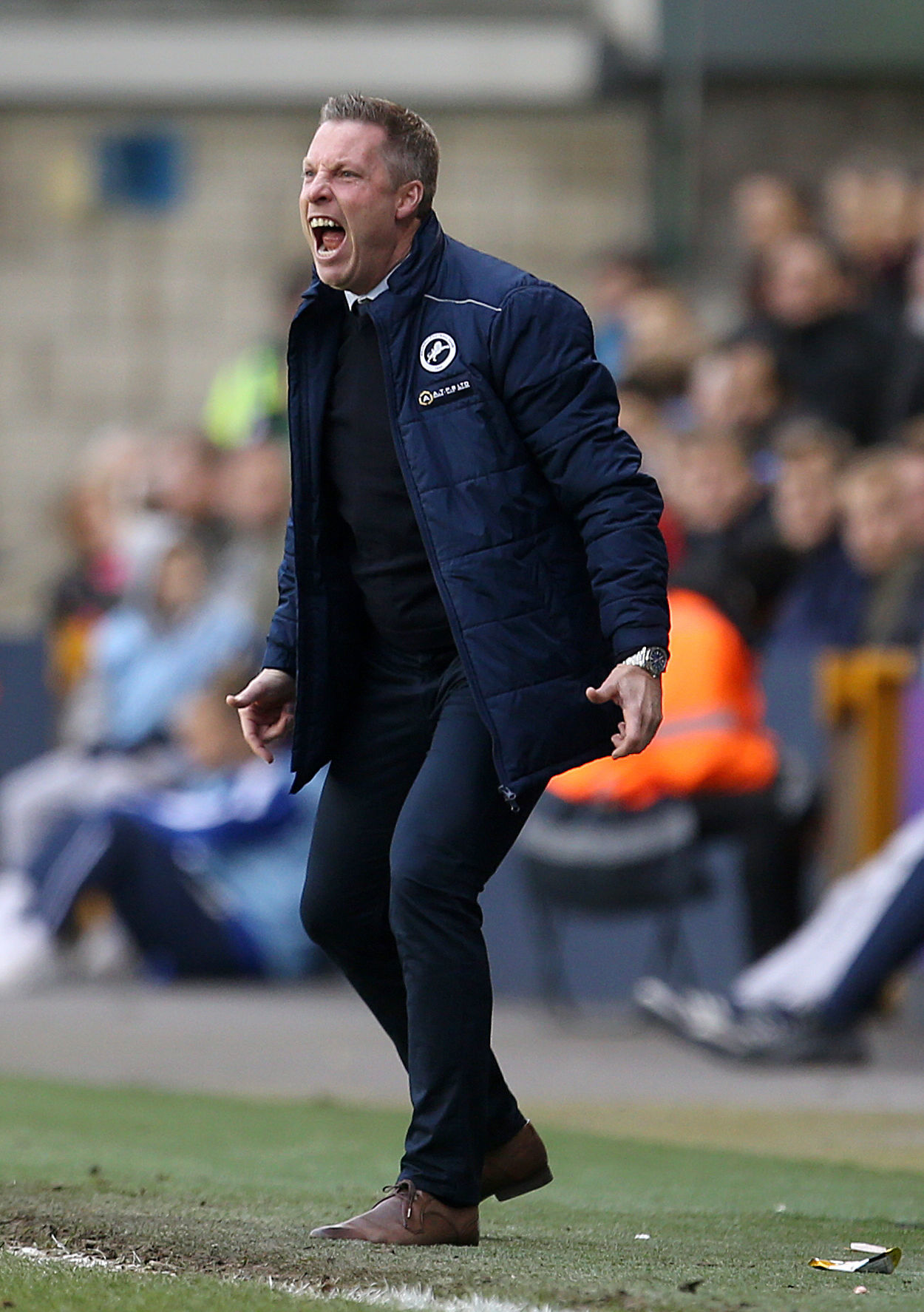 Millwall told to forget Albion Cup date and focus on survival