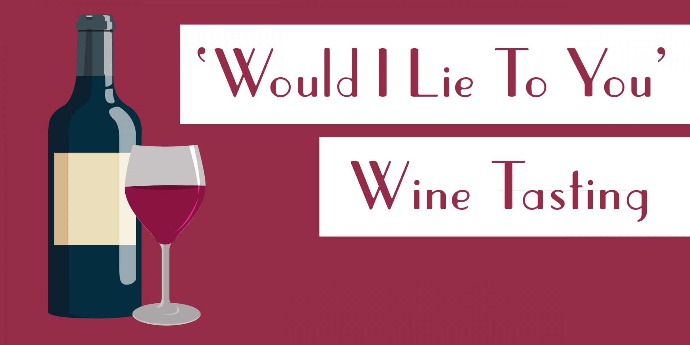 Guild Care's 'Would I Lie to You?' Wine Tasting